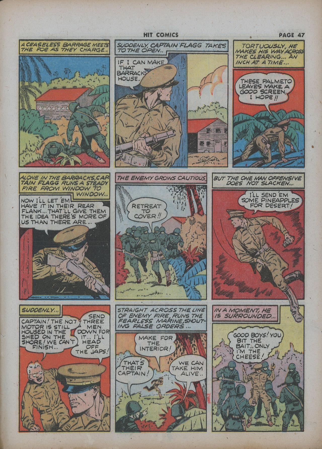 Read online Hit Comics comic -  Issue #22 - 49