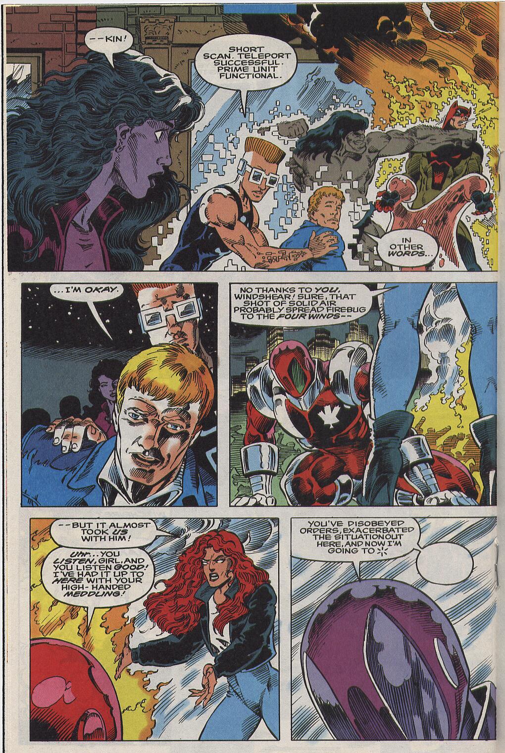 Read online Alpha Flight (1983) comic -  Issue #111 - 14