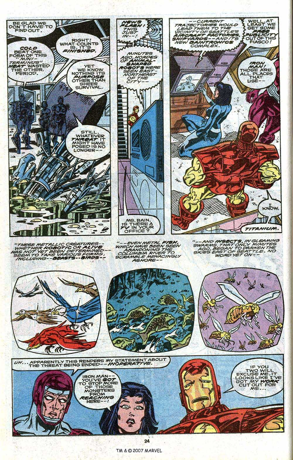 Iron Man Annual issue 11 - Page 26