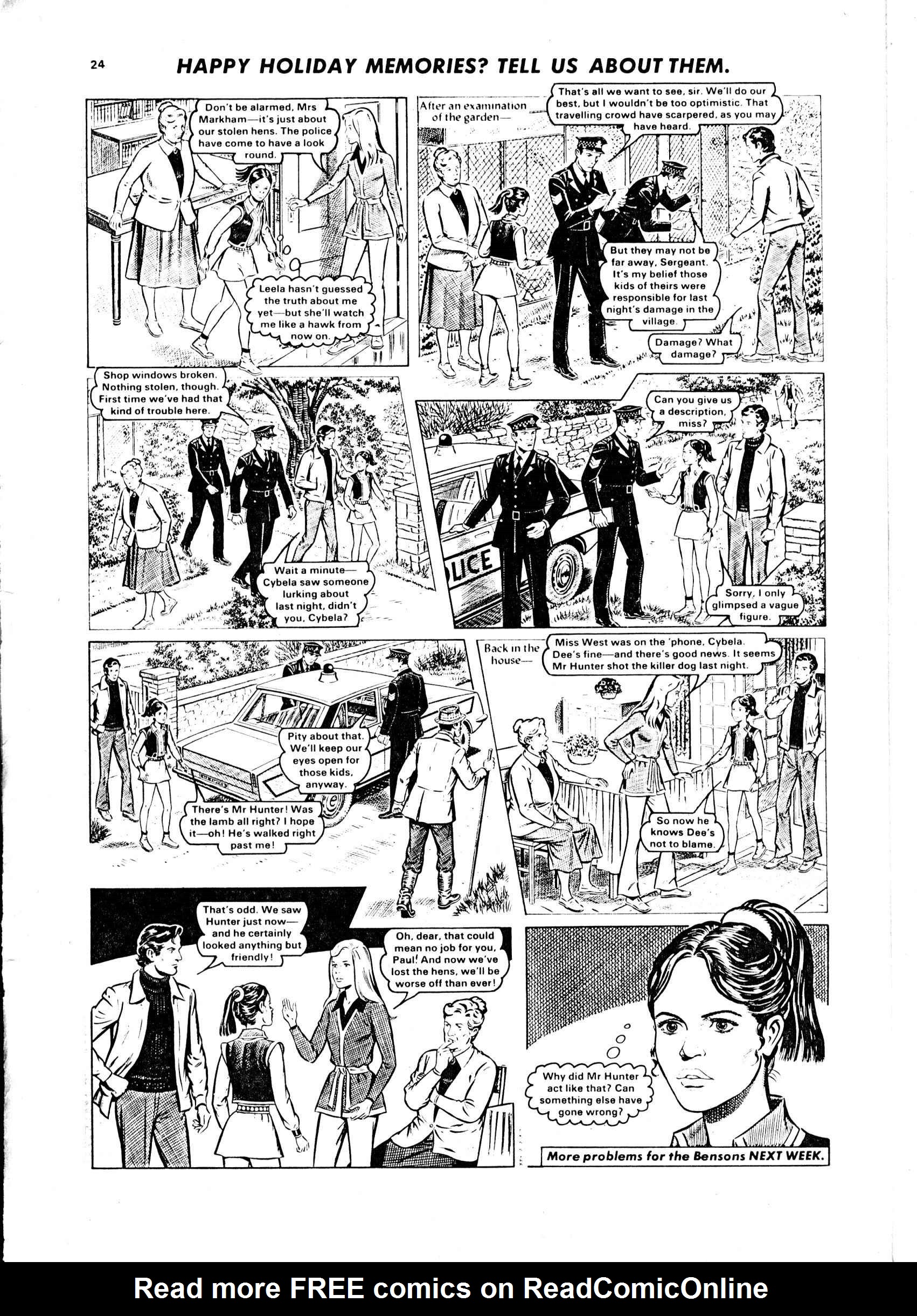 Read online Judy comic -  Issue #1047 - 20