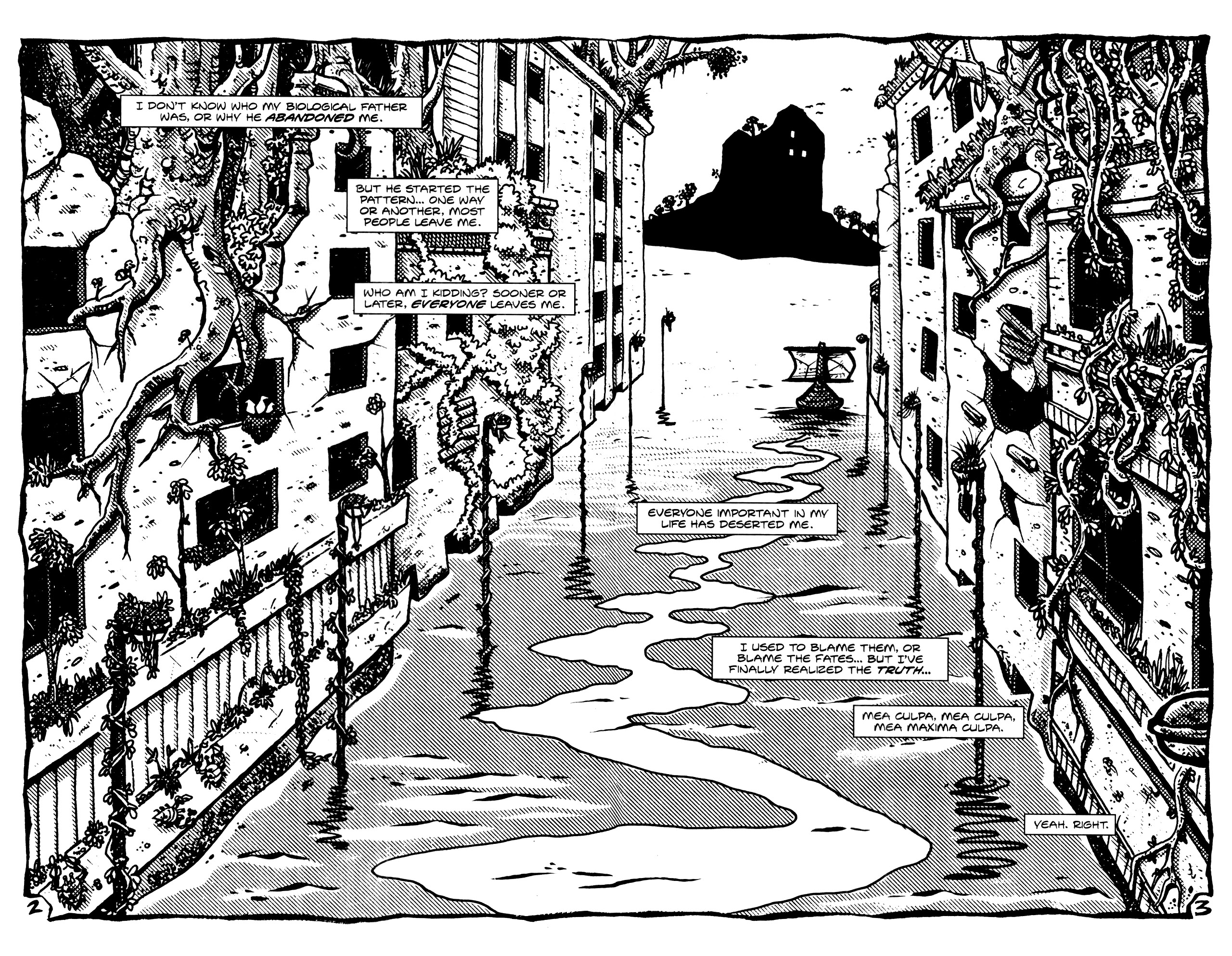 Read online Tales of the TMNT comic -  Issue #69 - 6