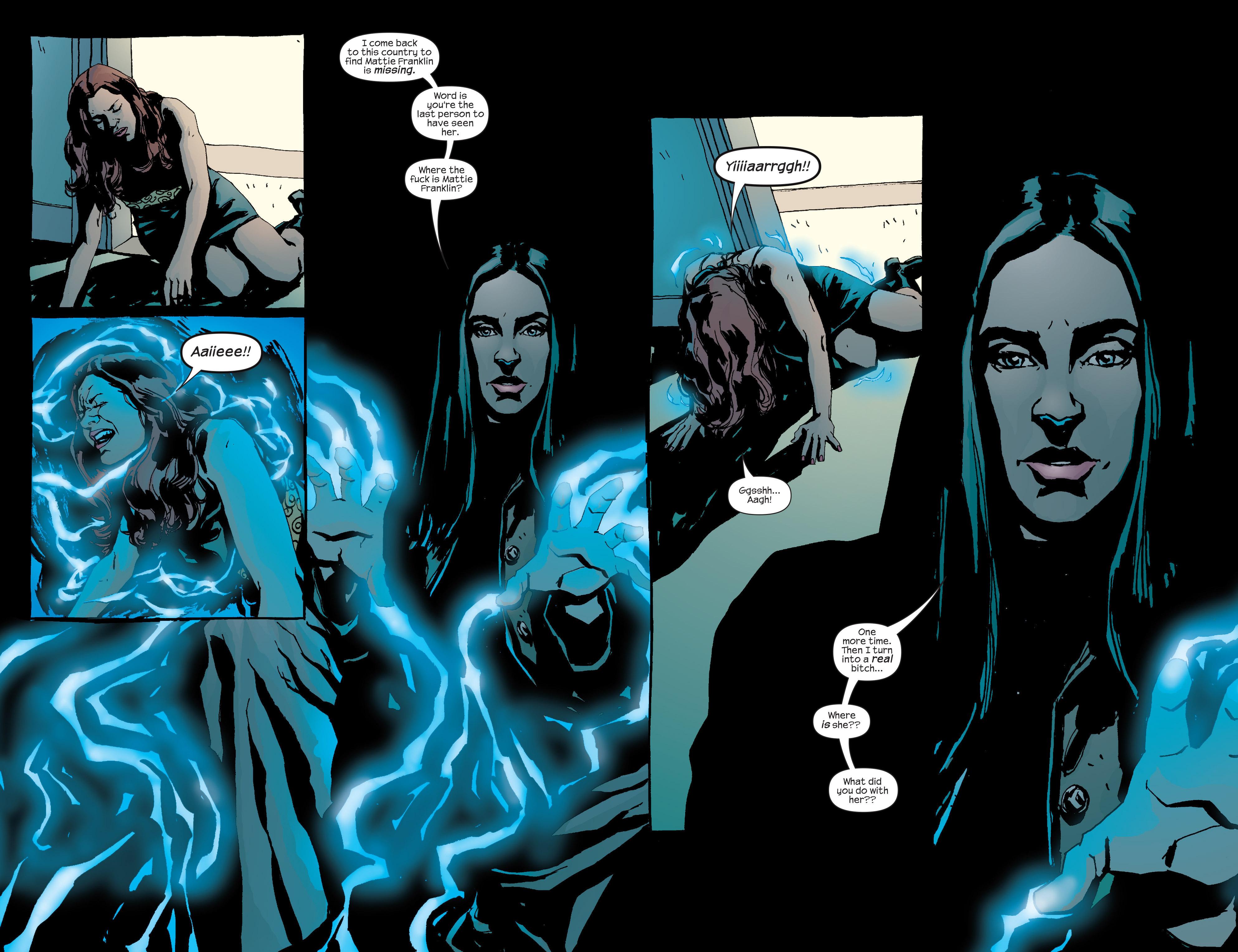 Read online Alias comic -  Issue #20 - 3