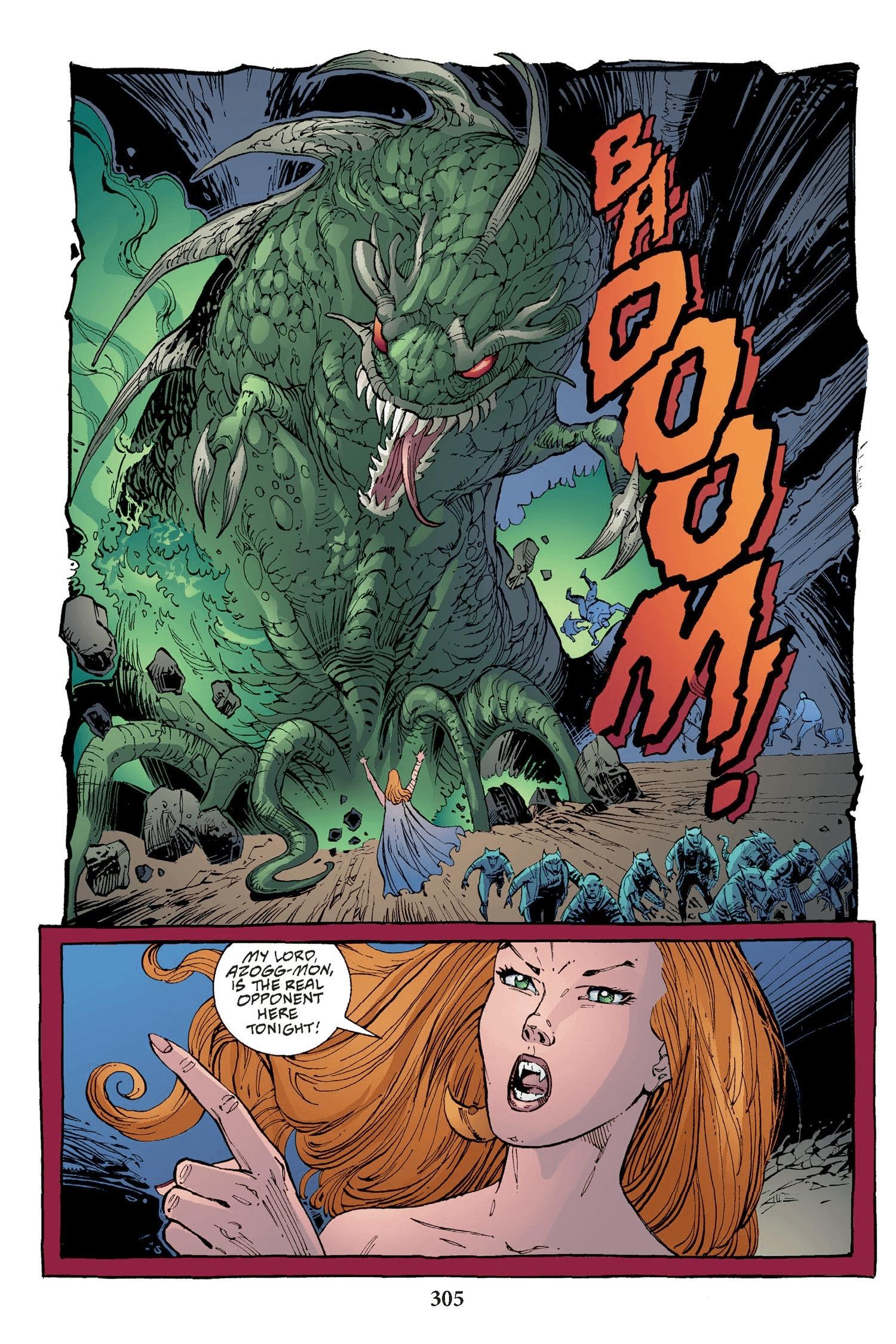 Read online Buffy the Vampire Slayer: Omnibus comic -  Issue # TPB 2 - 297