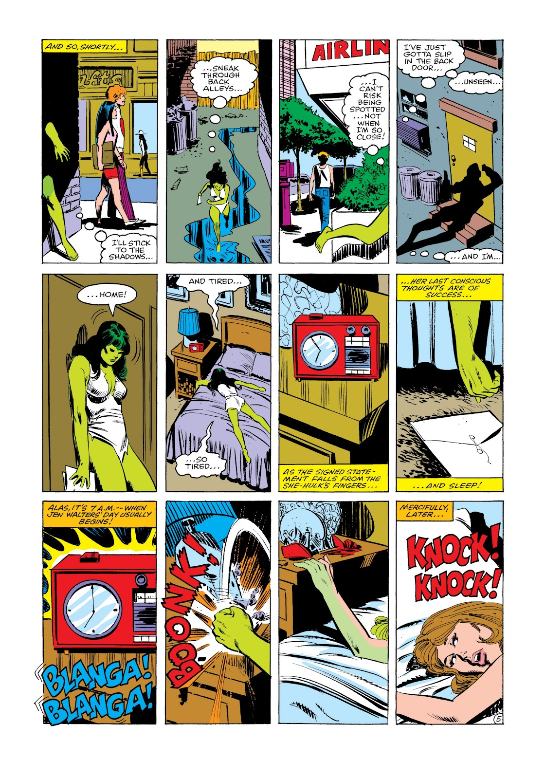 Marvel Masterworks: The Savage She-Hulk issue TPB_1_(Part_2) - Page 77