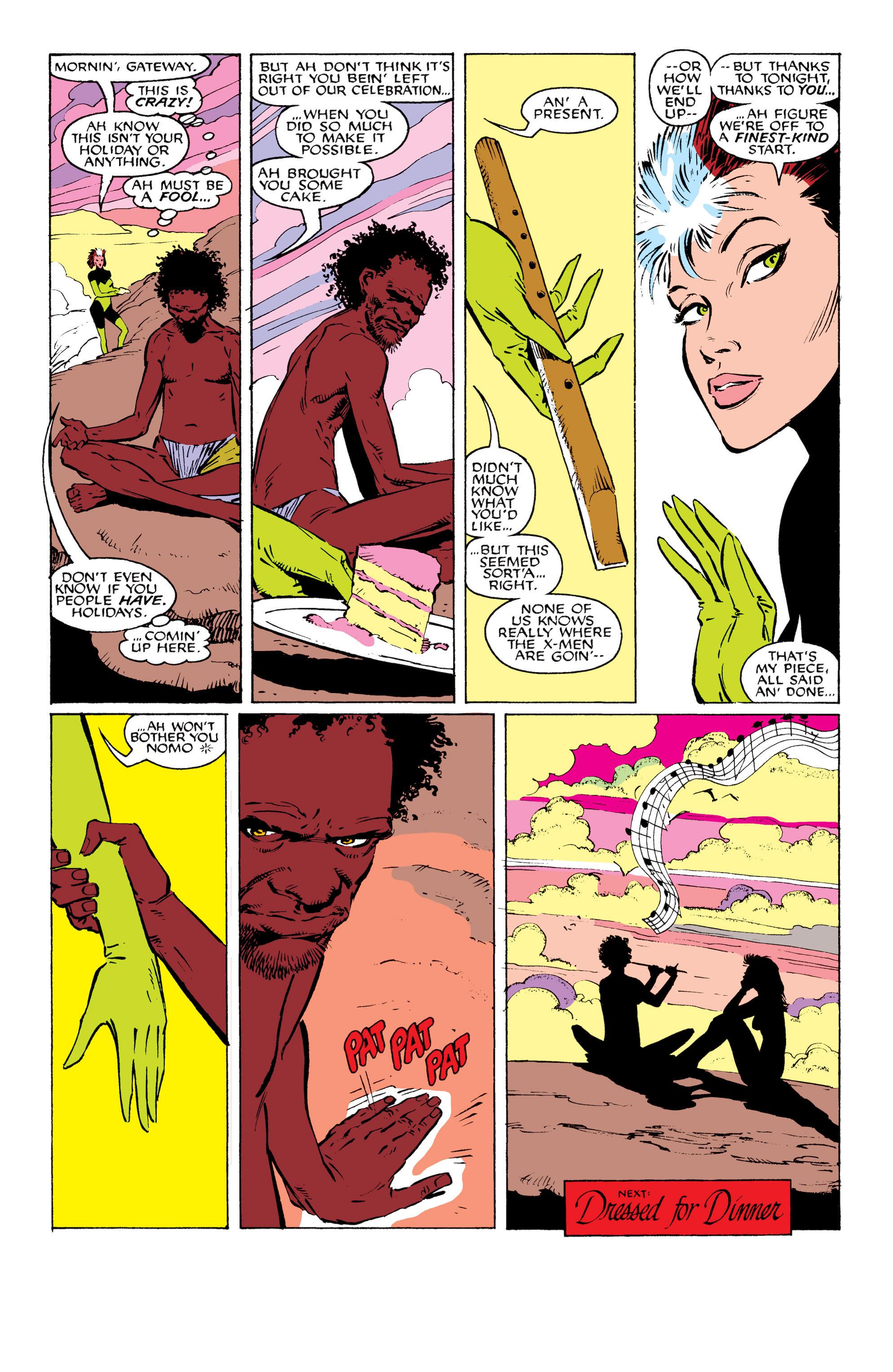 Read online Uncanny X-Men (1963) comic -  Issue #230 - 23