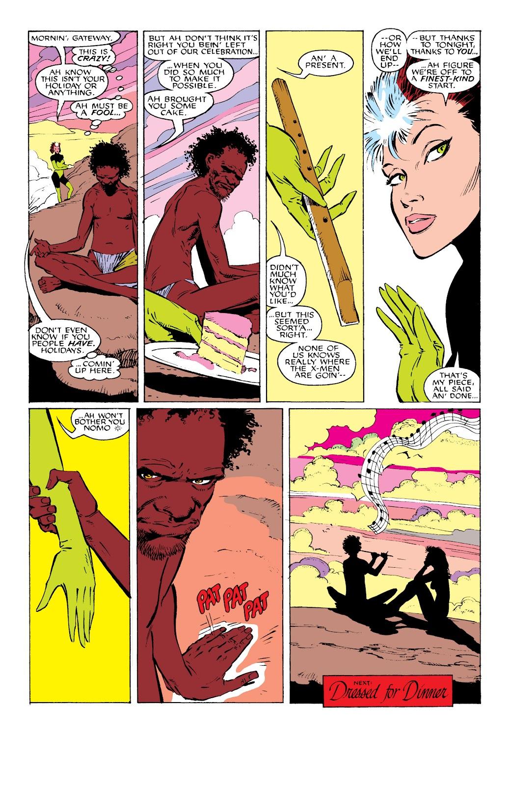Uncanny X-Men (1963) issue 230 - Page 23