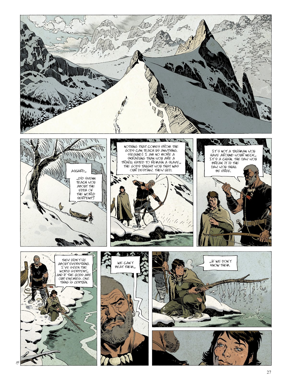 Read online Asgard comic -  Issue #2 - 29