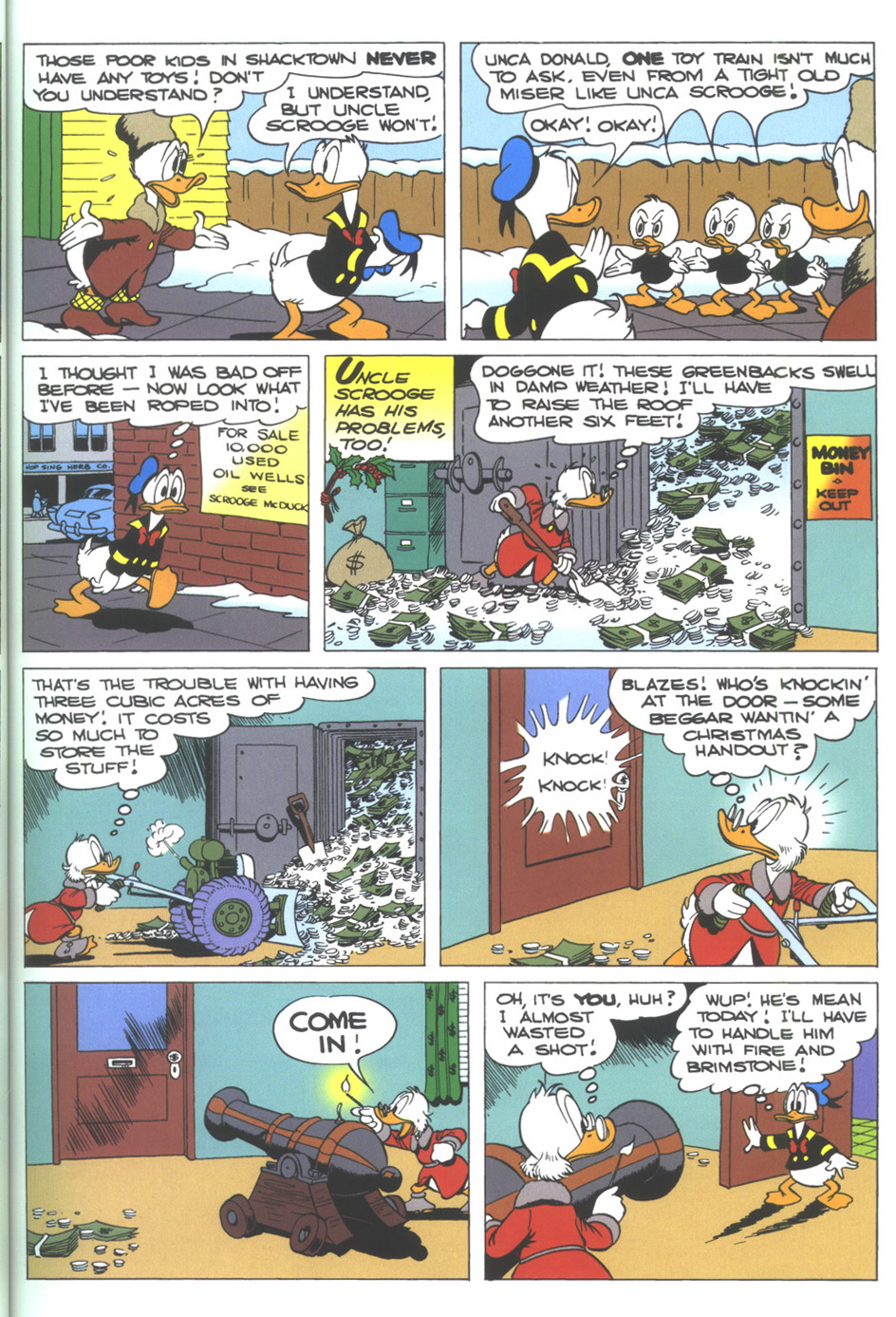 Read online Uncle Scrooge (1953) comic -  Issue #336 - 7