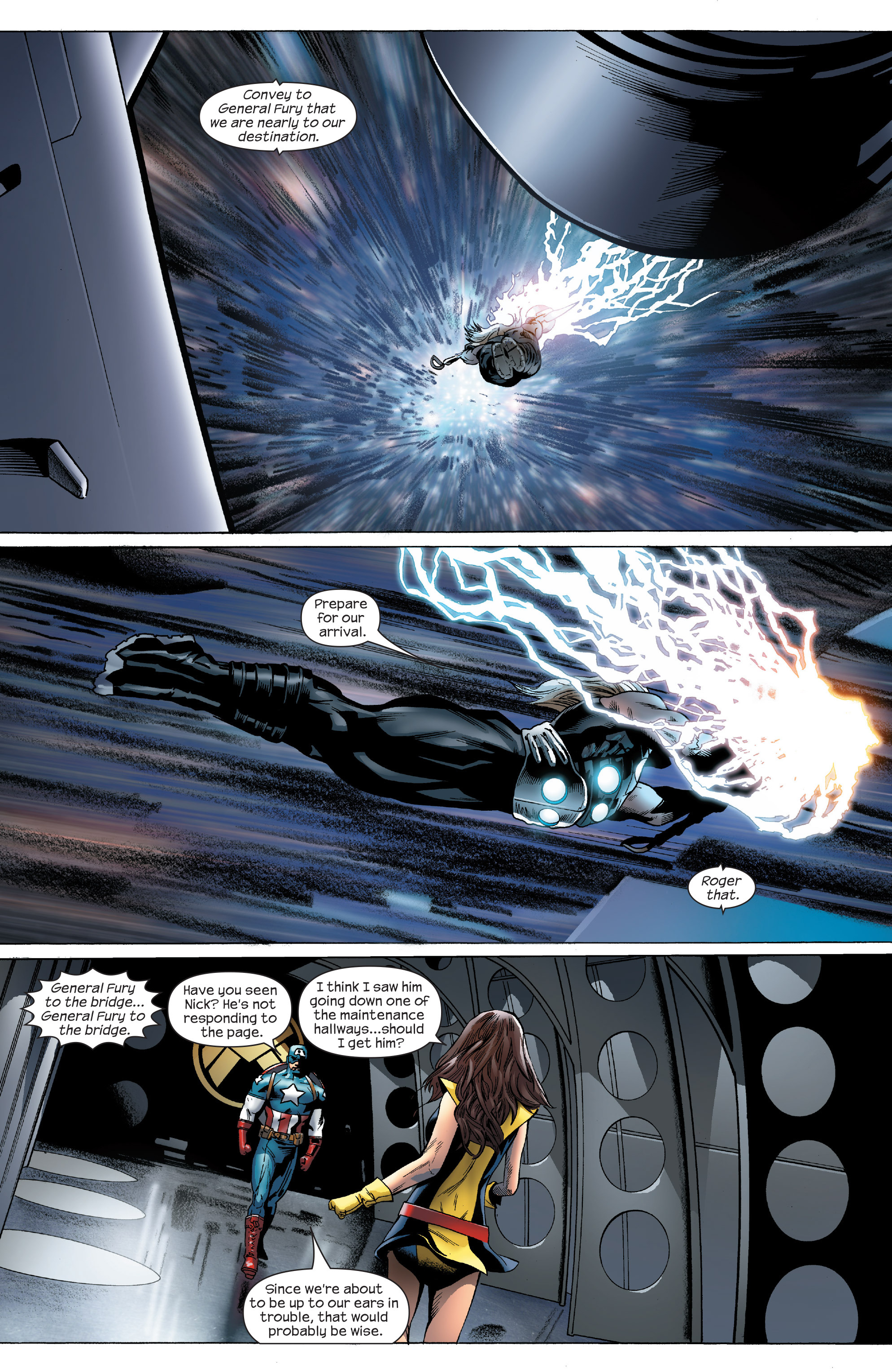 Read online Ultimate Power comic -  Issue #4 - 15