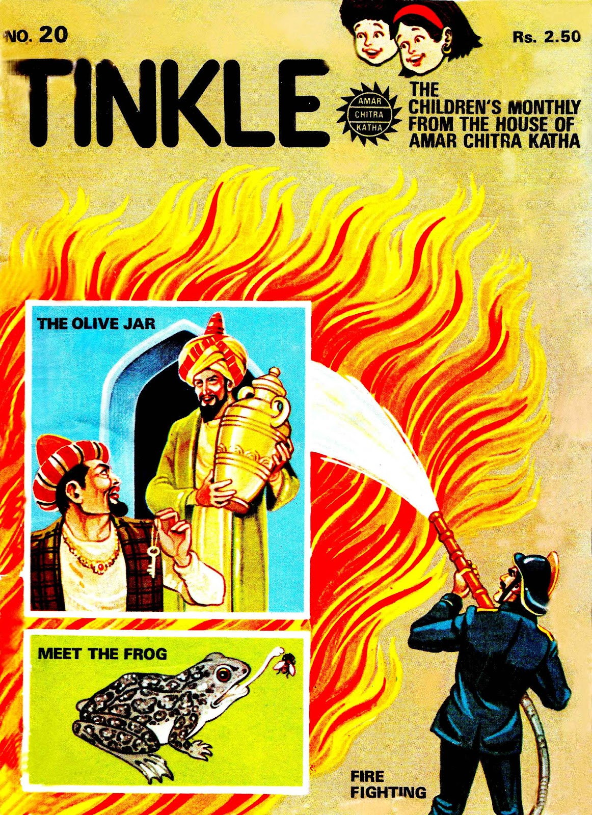 Tinkle 20 Page 1