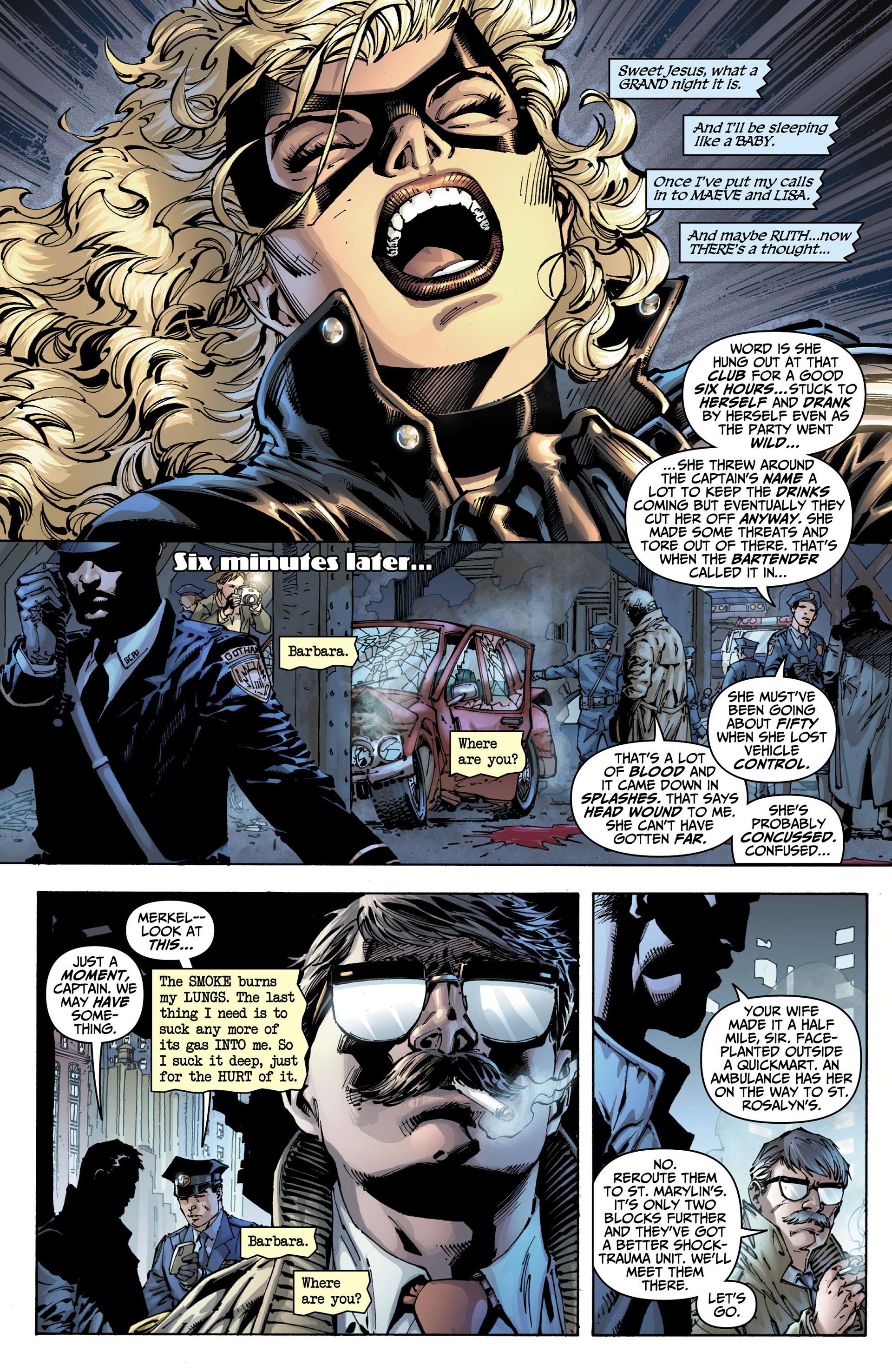 Read online All Star Batman & Robin, The Boy Wonder comic -  Issue #10 - 18