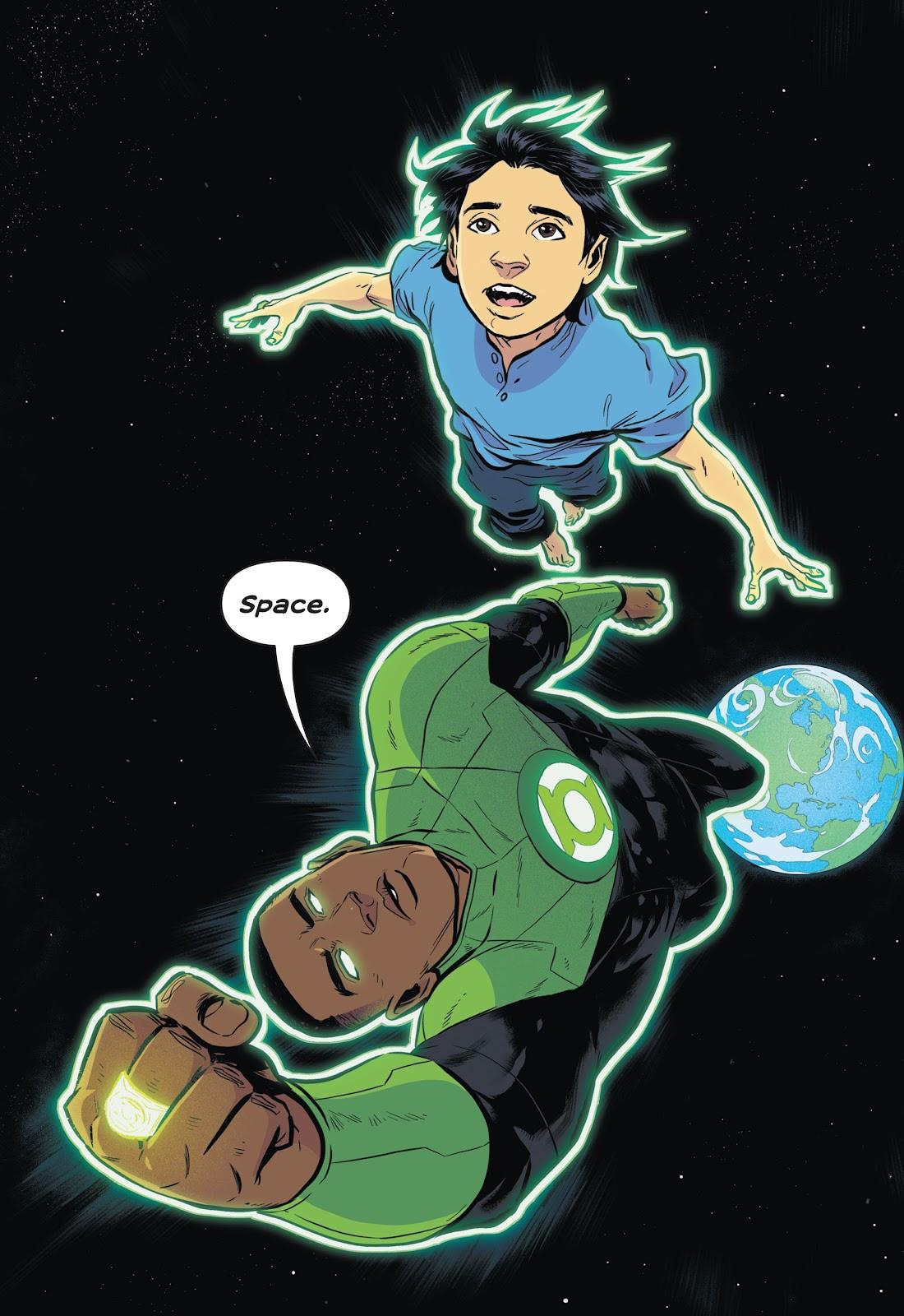 Read online Green Lantern: Legacy comic -  Issue # TPB - 52