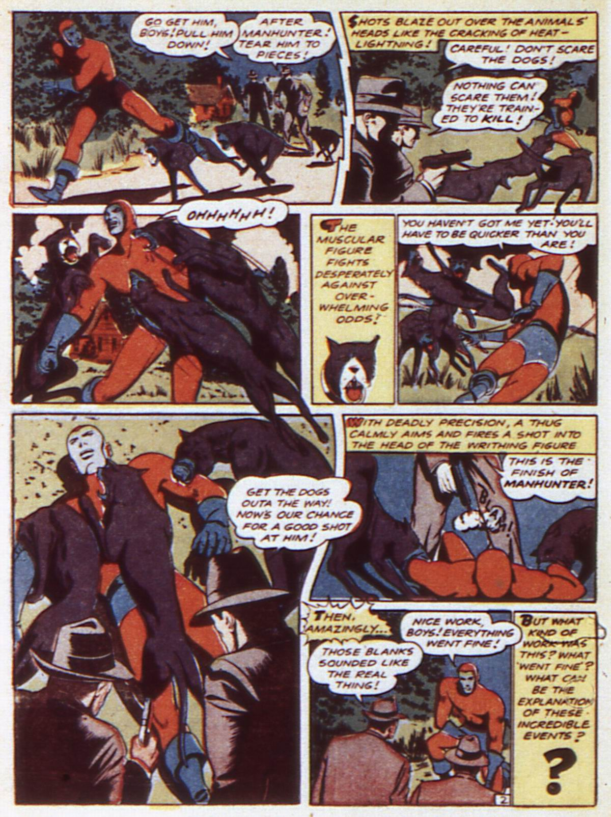 Read online Adventure Comics (1938) comic -  Issue #84 - 48
