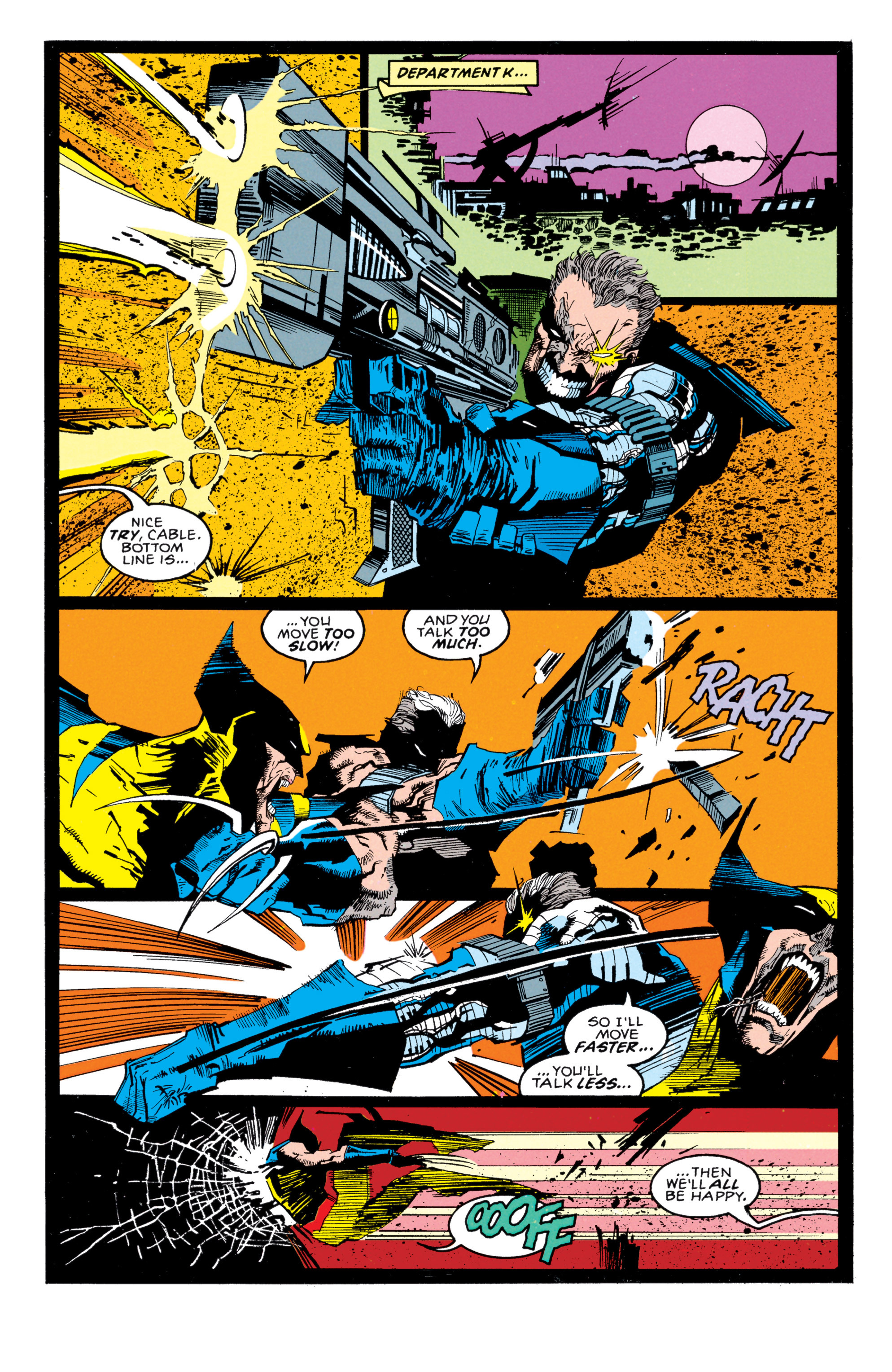 Read online X-Factor (1986) comic -  Issue #85 - 8