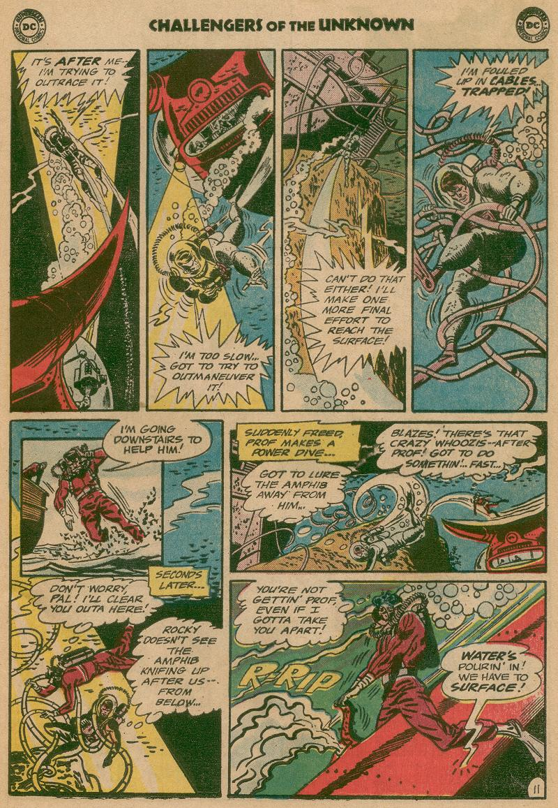 Challengers of the Unknown (1958) issue 40 - Page 13