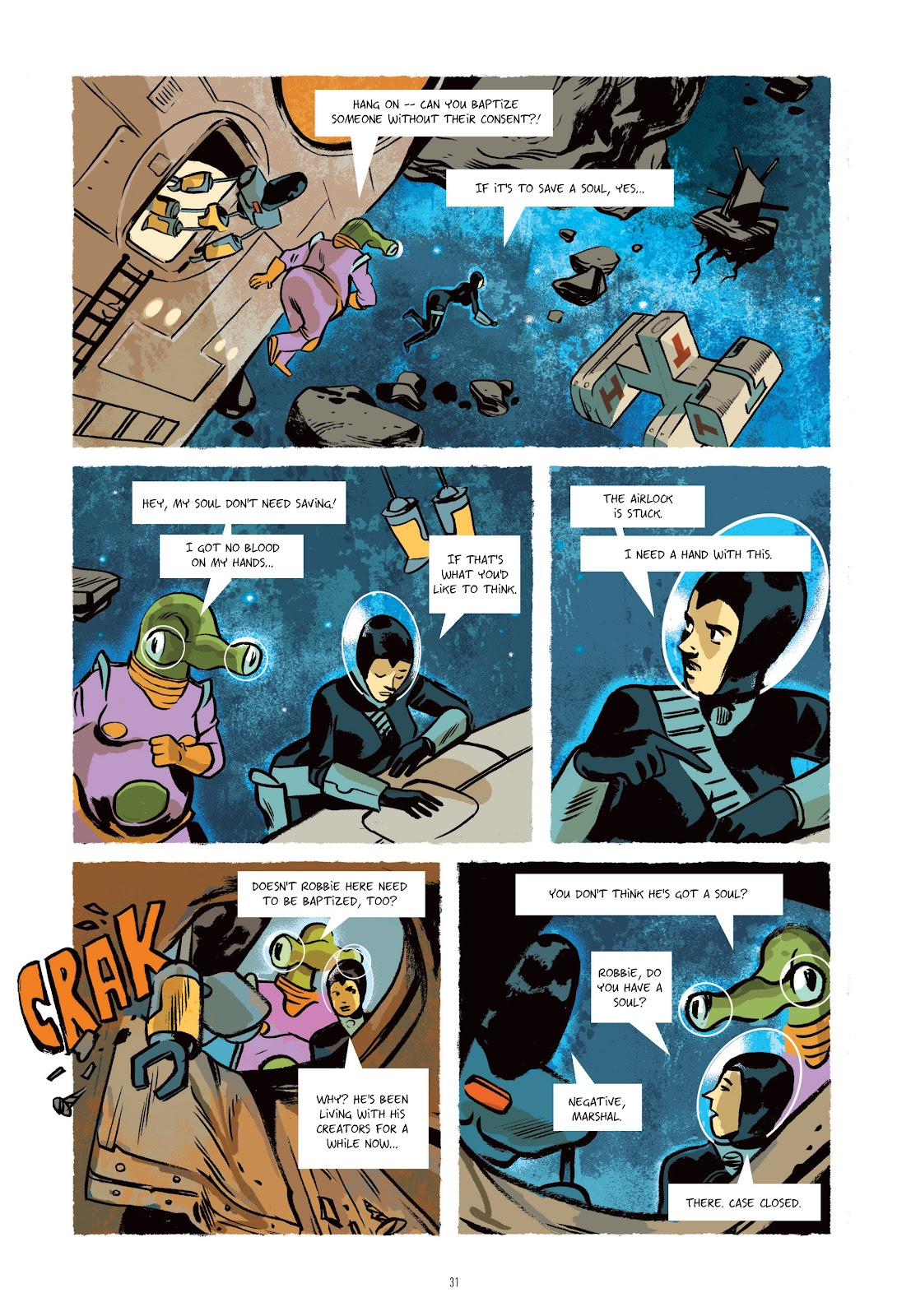 Read online Infinity 8 comic -  Issue # _TPB 3 - 31