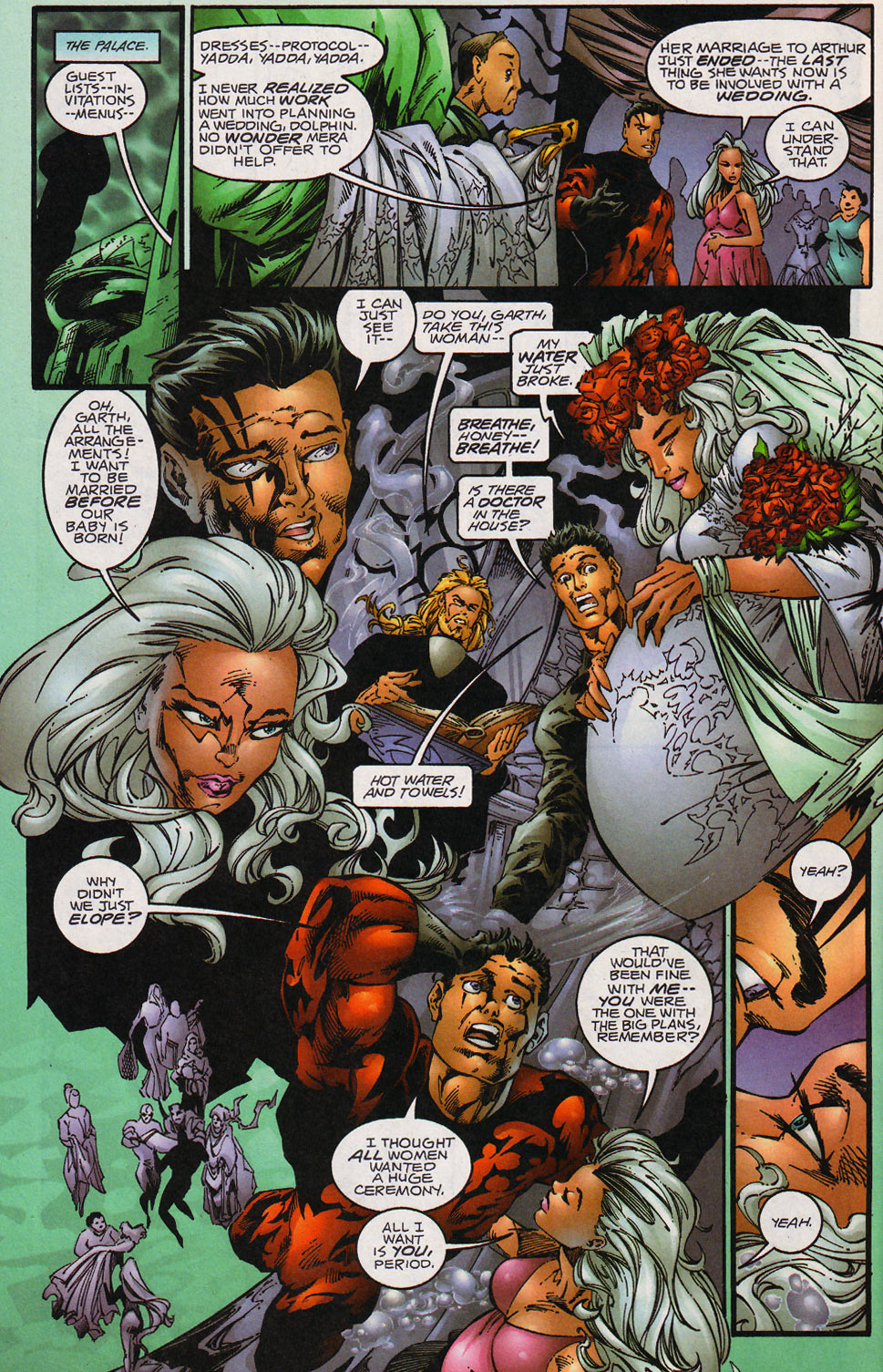 Read online Aquaman (1994) comic -  Issue #59 - 7