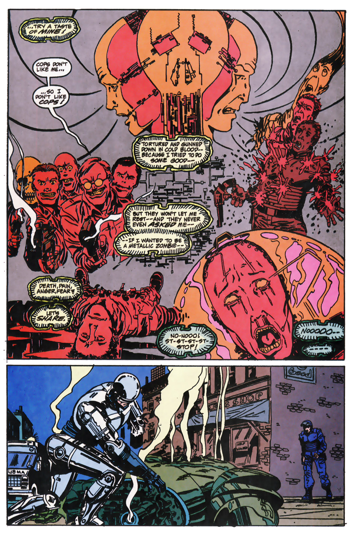 Read online Robocop (1990) comic -  Issue #11 - 22