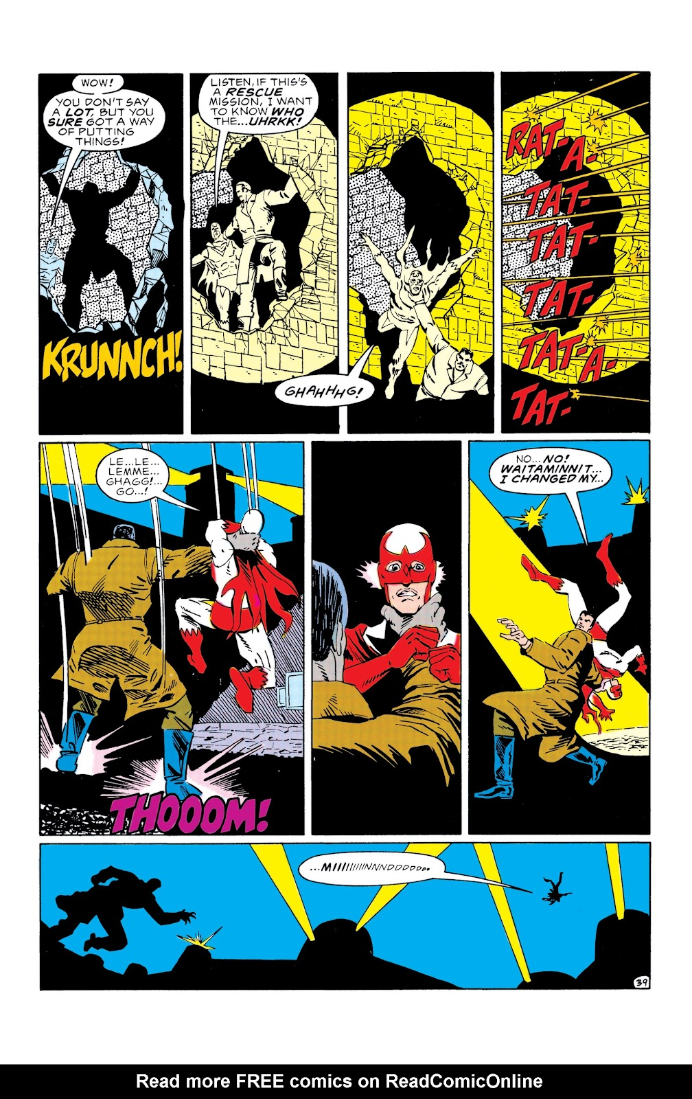 Doom Patrol and Suicide Squad Special issue Special 1 - Page 38