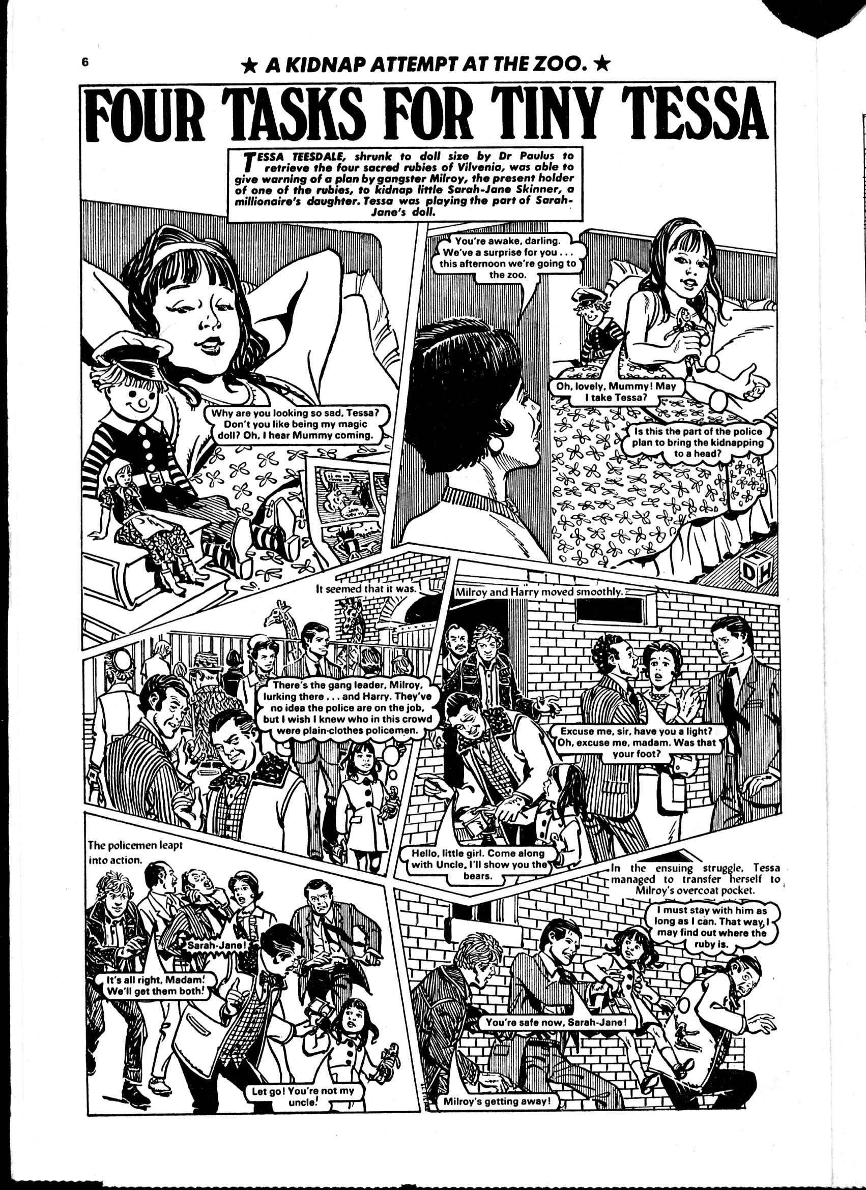 Read online Judy comic -  Issue #3 - 6