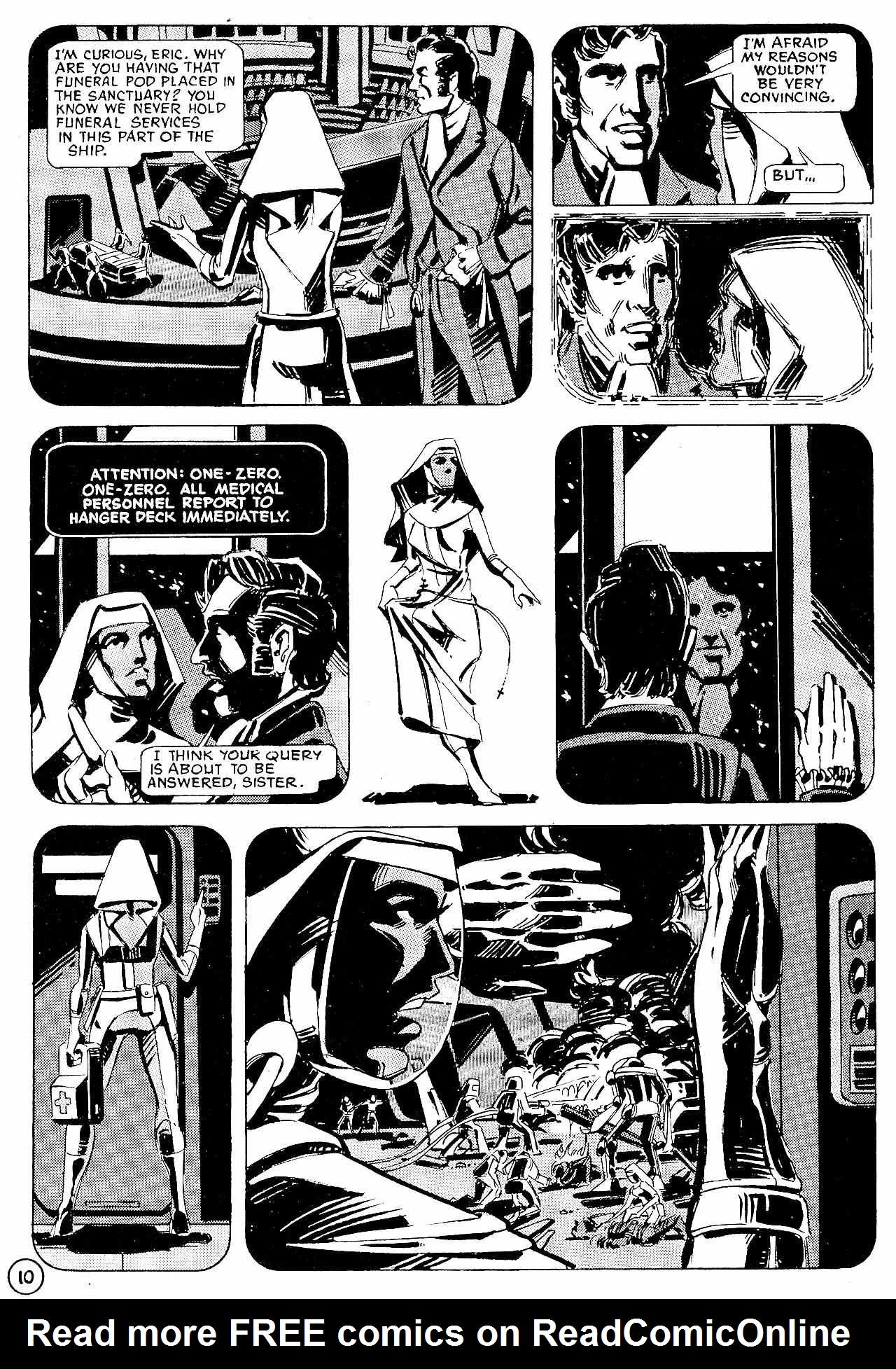 Read online Star*Reach comic -  Issue #10 - 41