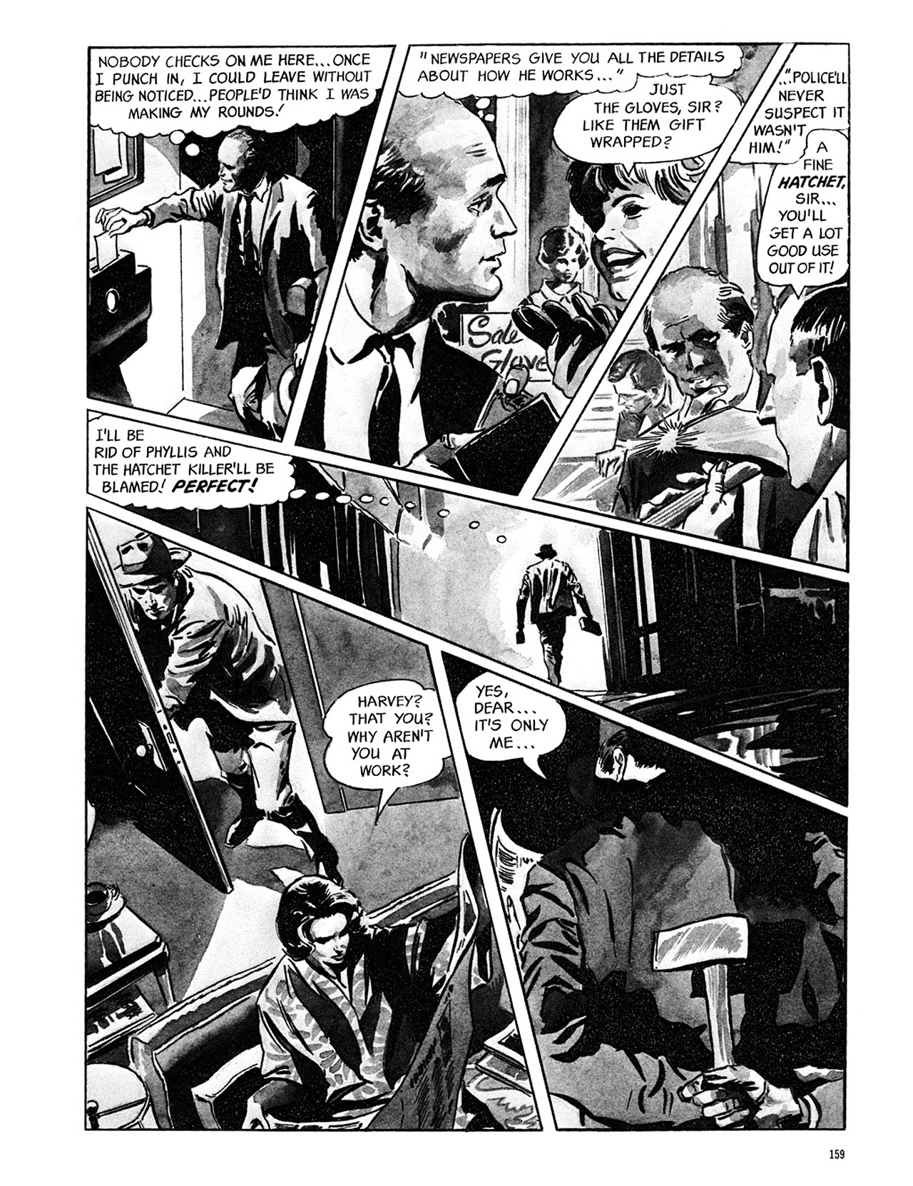 Read online Eerie Archives comic -  Issue # TPB 1 - 160