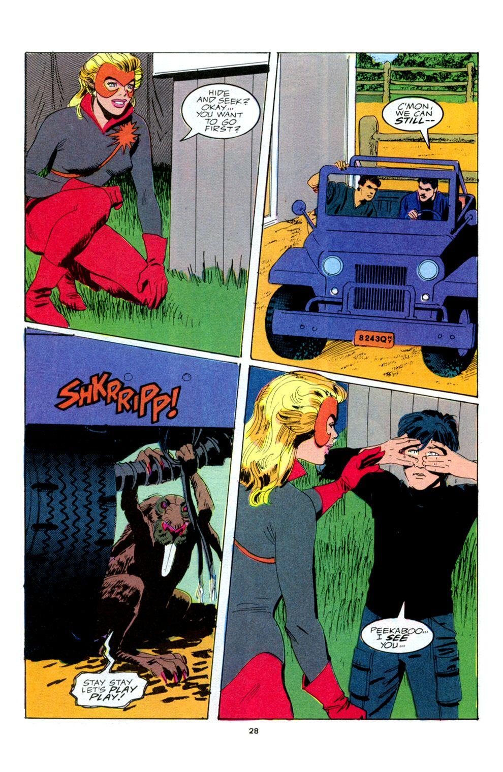 Read online Powerline comic -  Issue #5 - 30