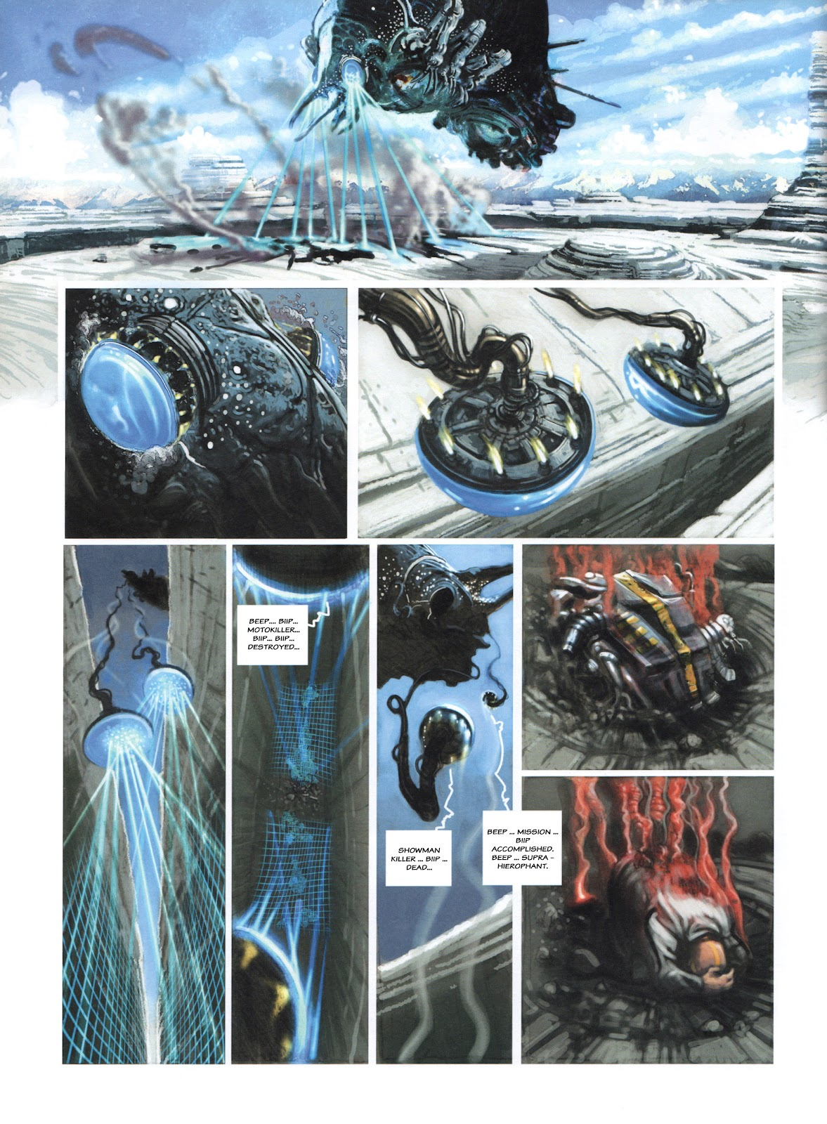 Showman Killer issue 2 - Page 26