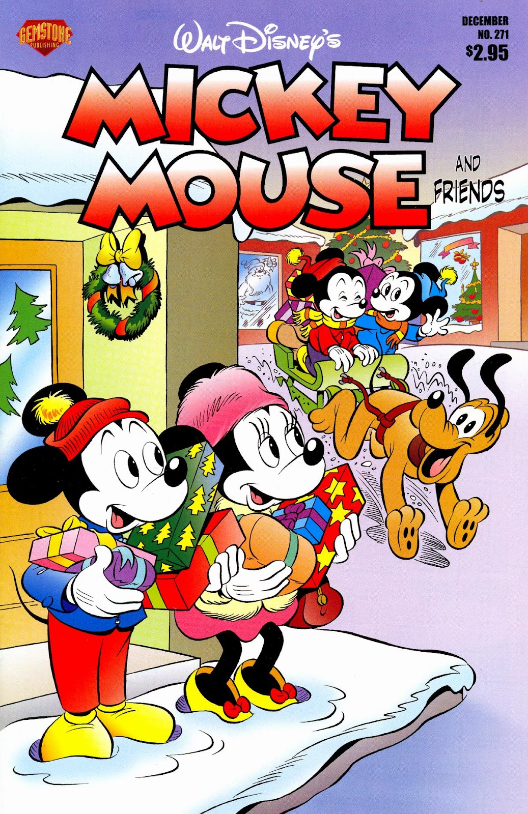 Walt Disney's Mickey Mouse issue 271 - Page 1