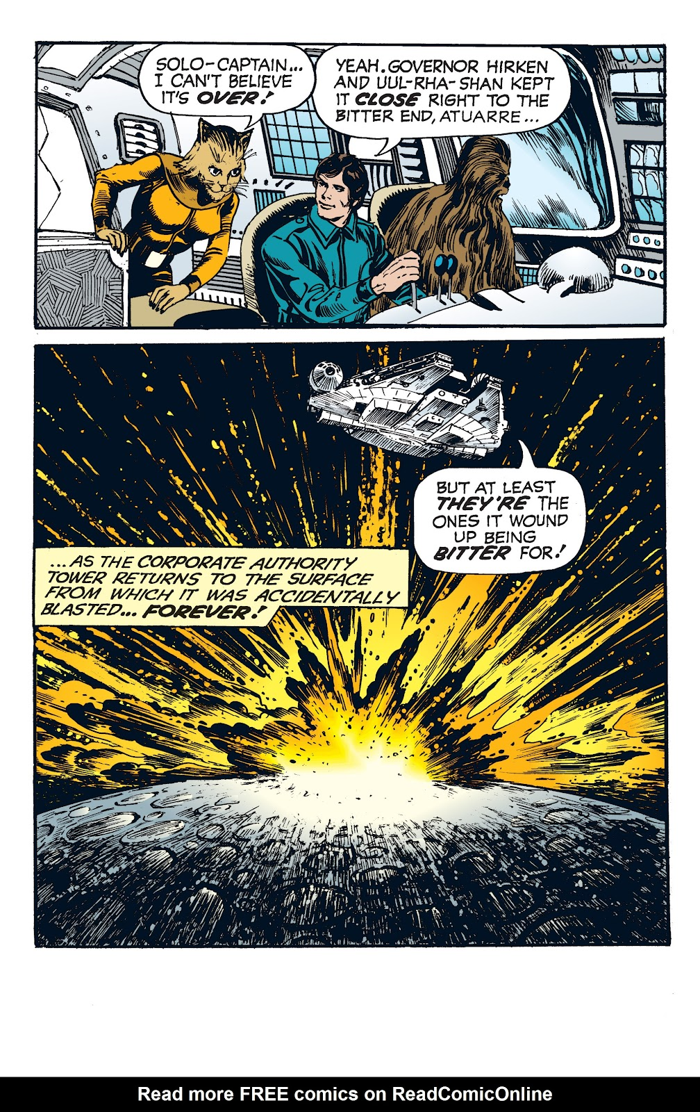 Read online Star Wars Legends: The Newspaper Strips - Epic Collection comic -  Issue # TPB (Part 4) - 79