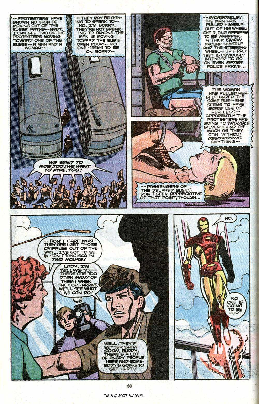 Iron Man Annual issue 11 - Page 40
