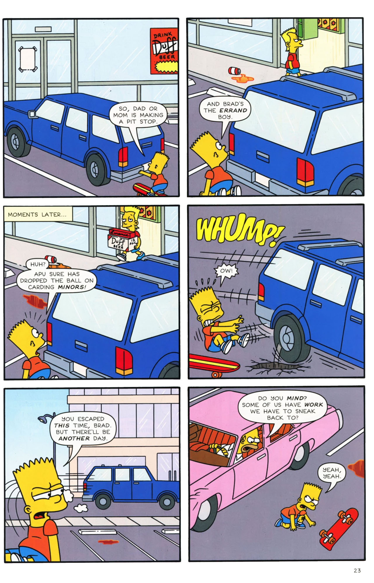Read online Simpsons Comics comic -  Issue #169 - 18