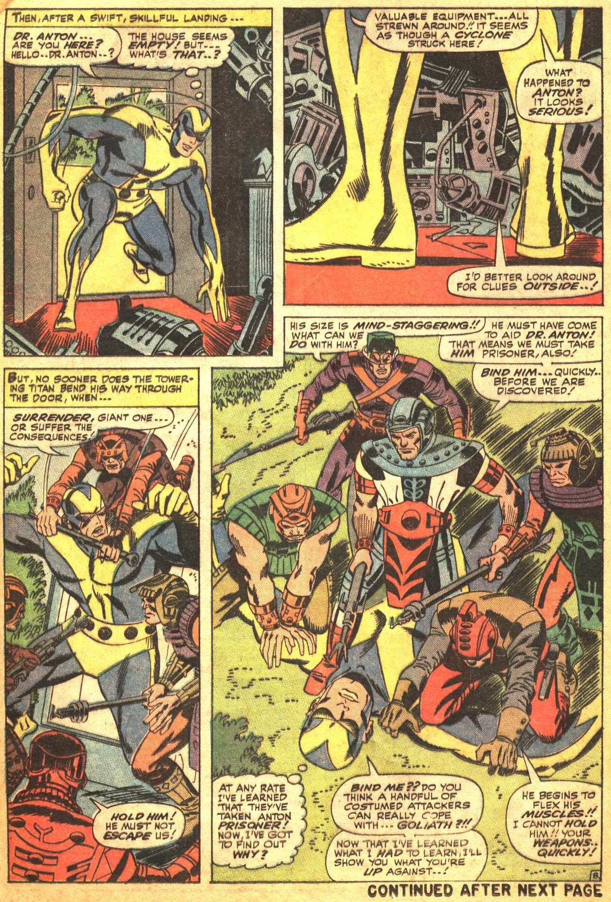The Avengers (1963) 30 Page 8