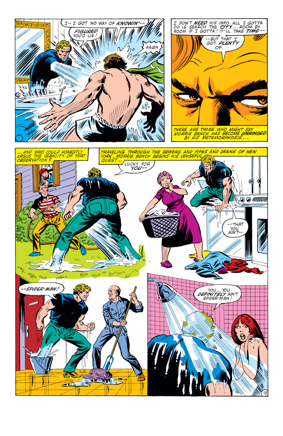 The Amazing Spider-Man (1963) 212 Page 13