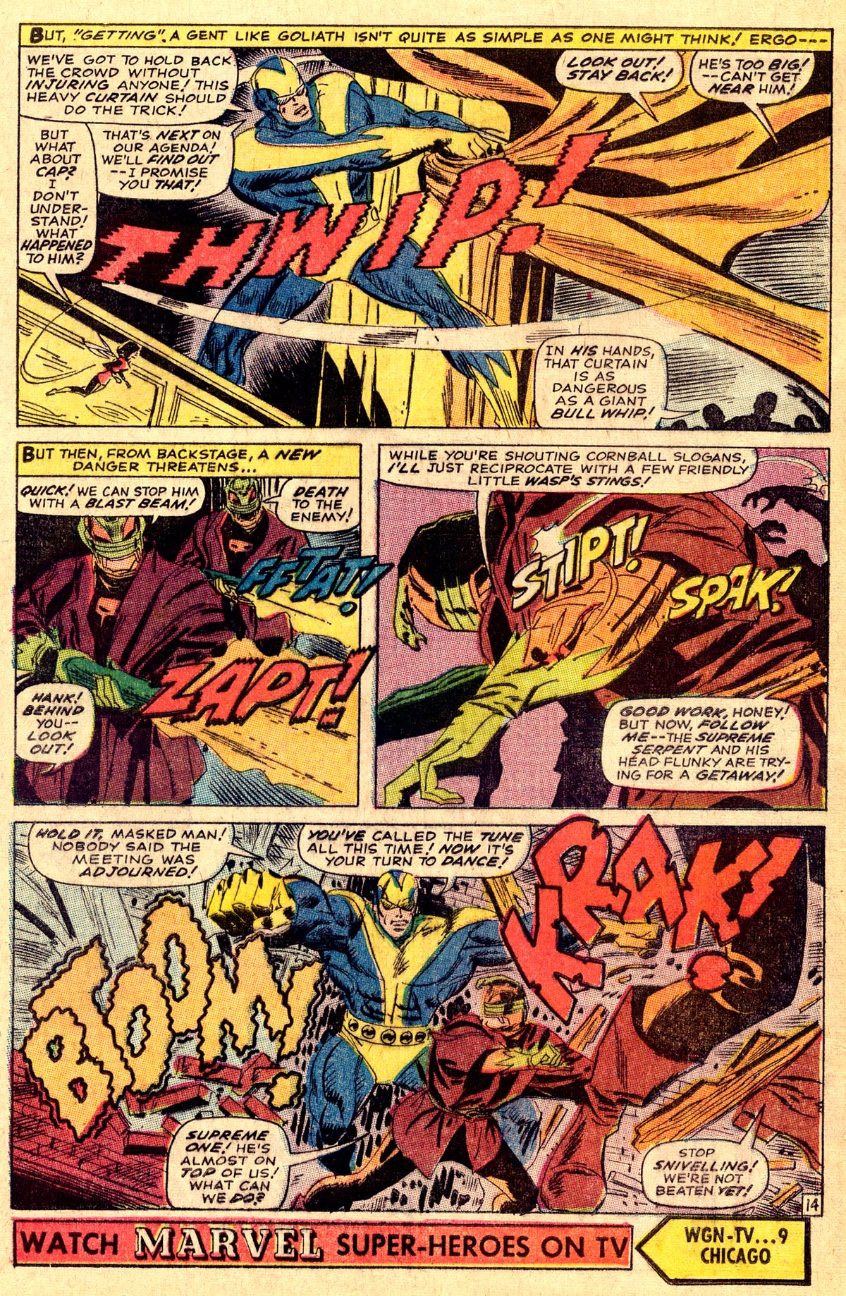 The Avengers (1963) 33 Page 14