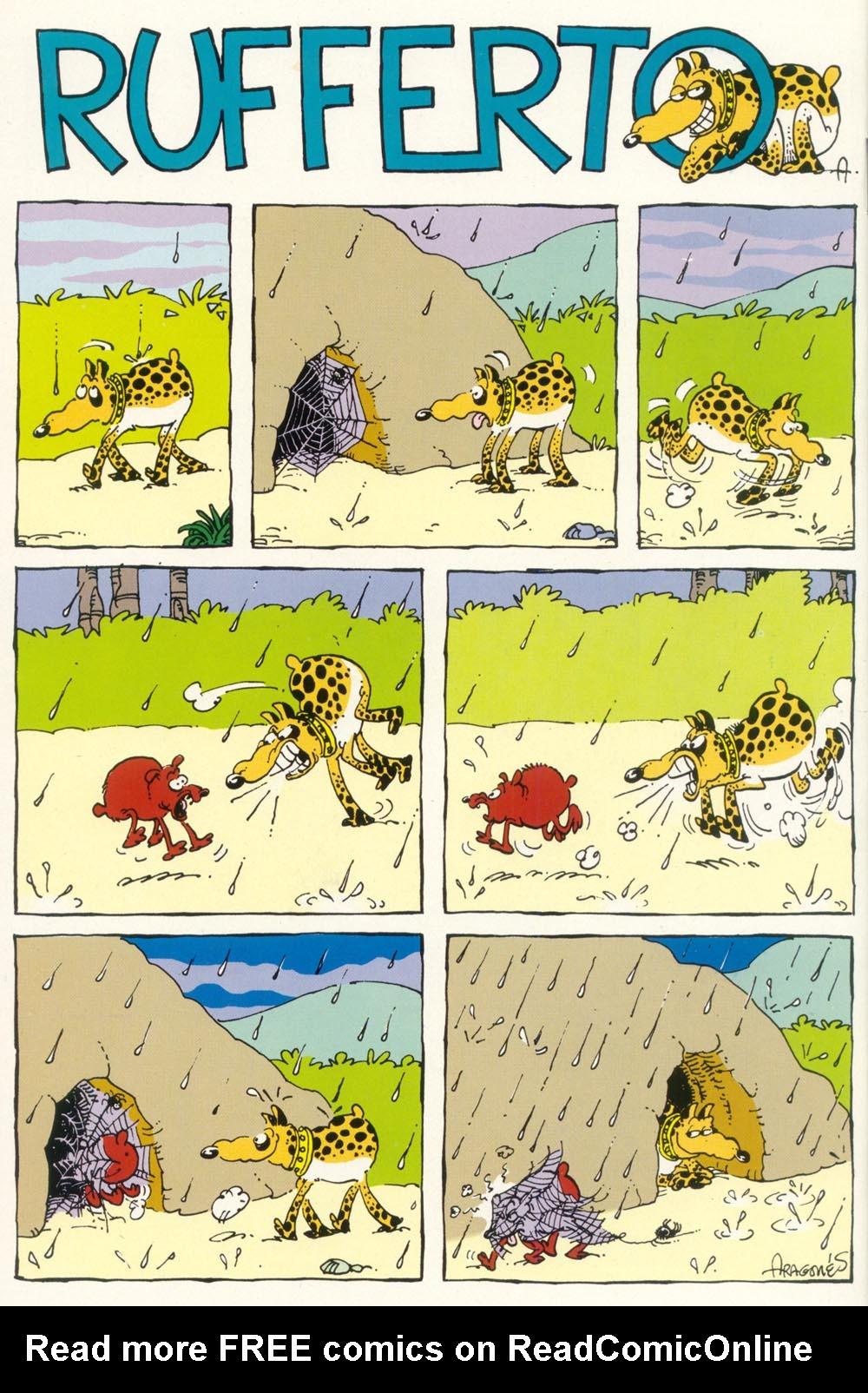 Read online Sergio Aragonés Groo the Wanderer comic -  Issue #89 - 33