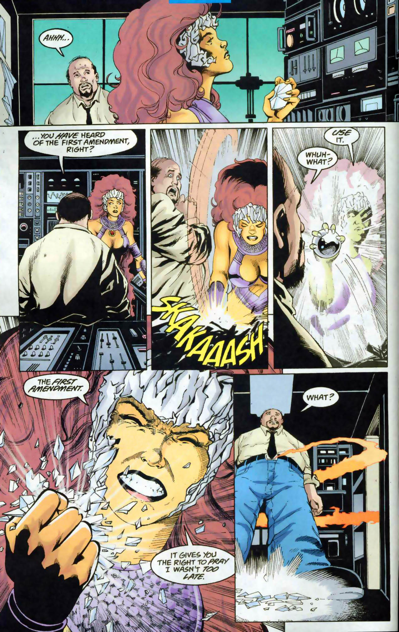 Read online The Titans (1999) comic -  Issue #48 - 7