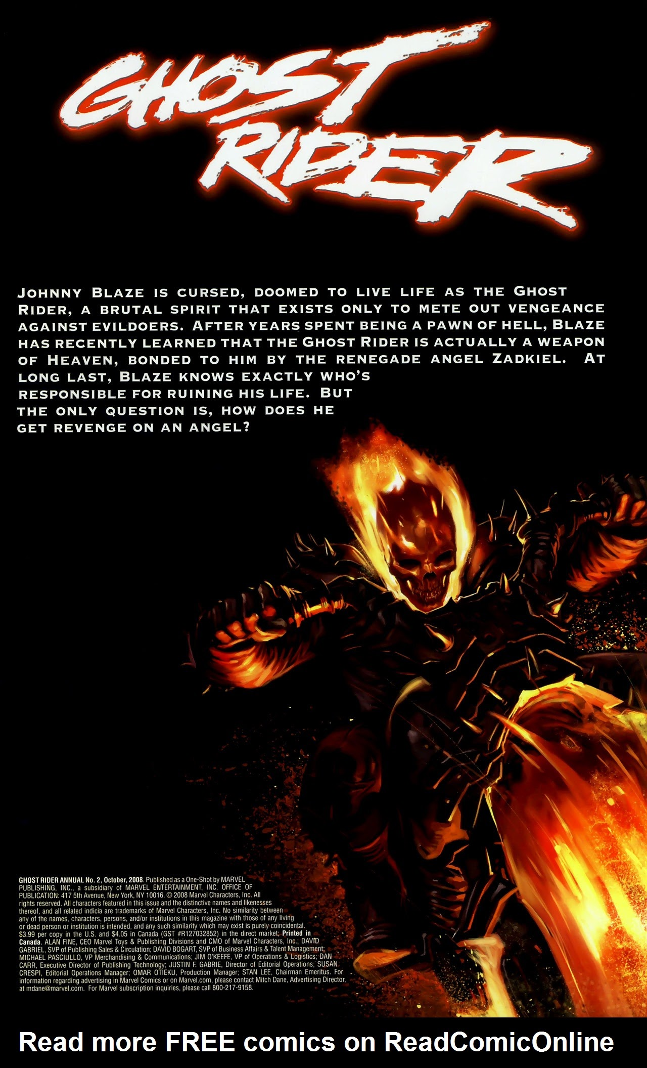 Ghost Rider (2006) #Annual_2 #37 - English 2