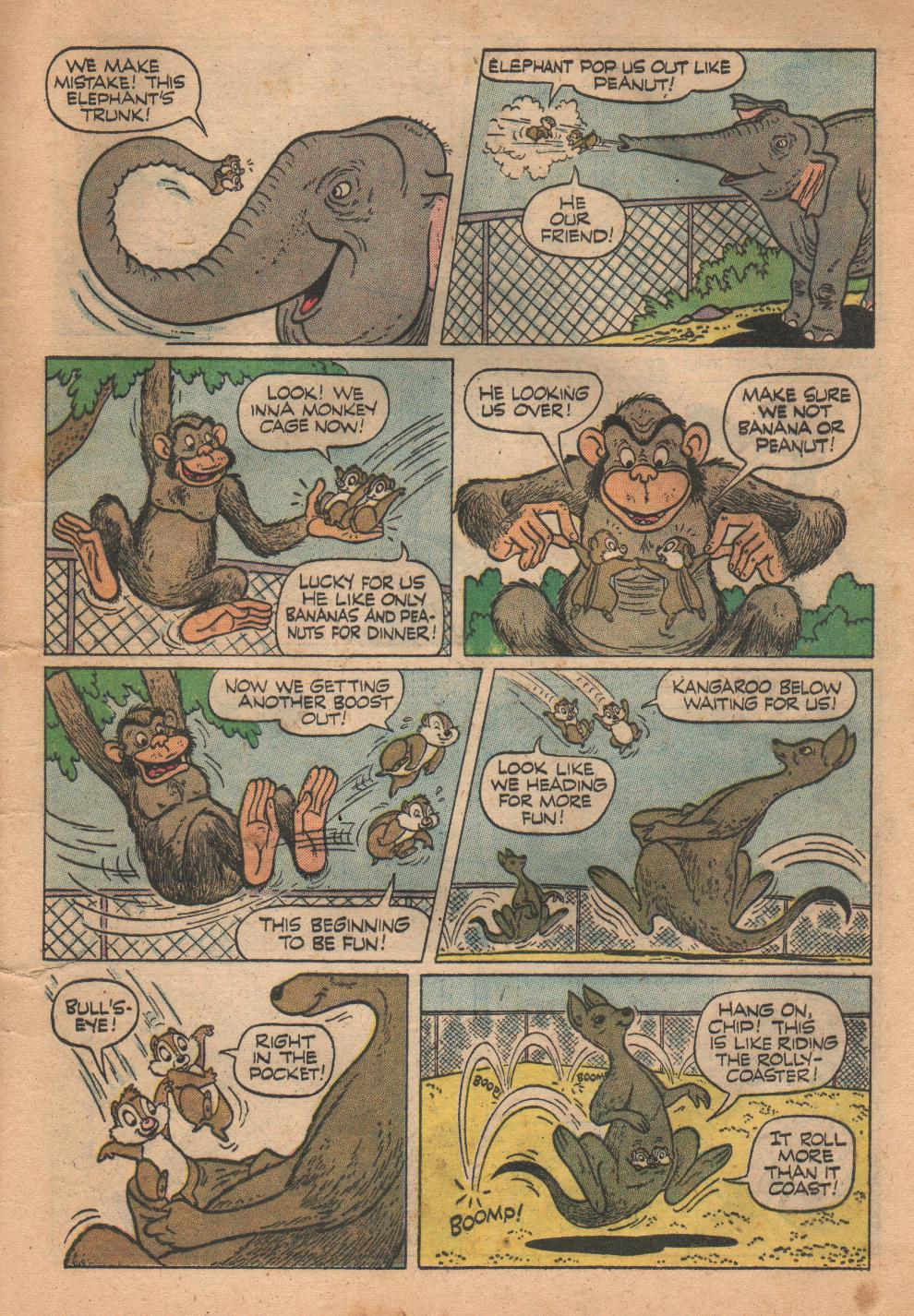 Four Color Comics issue 636 - Page 9