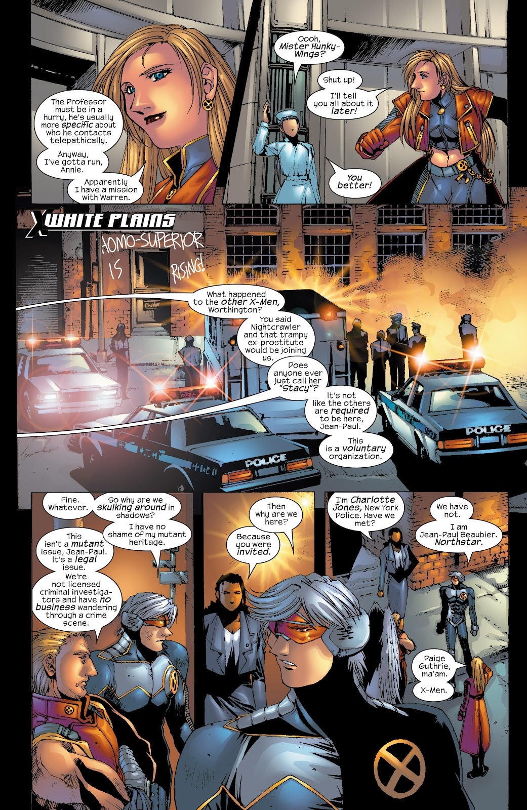 Read online X-Men: Unstoppable comic -  Issue # TPB (Part 3) - 10