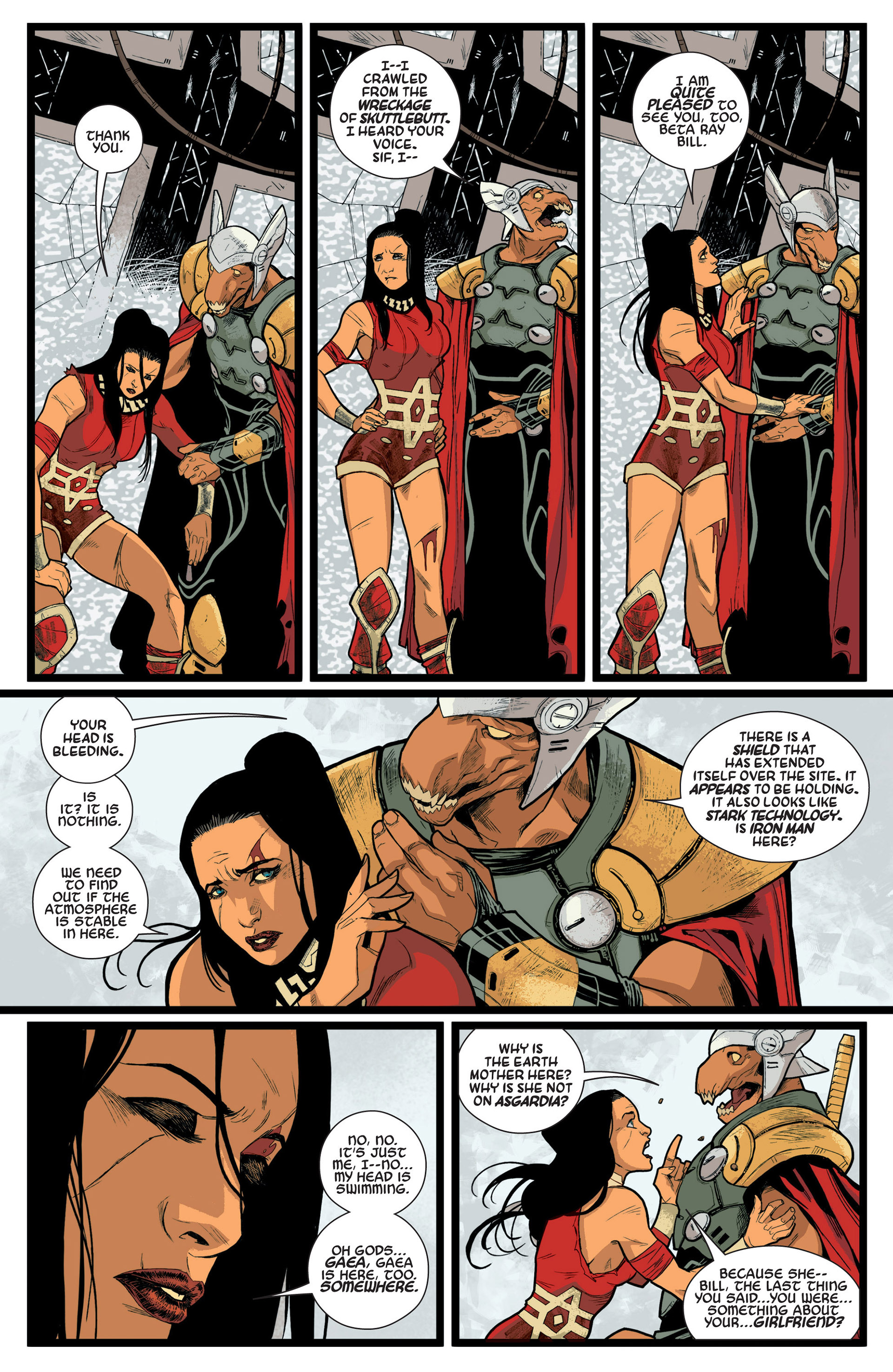 Read online Journey into Mystery (2011) comic -  Issue #653 - 8
