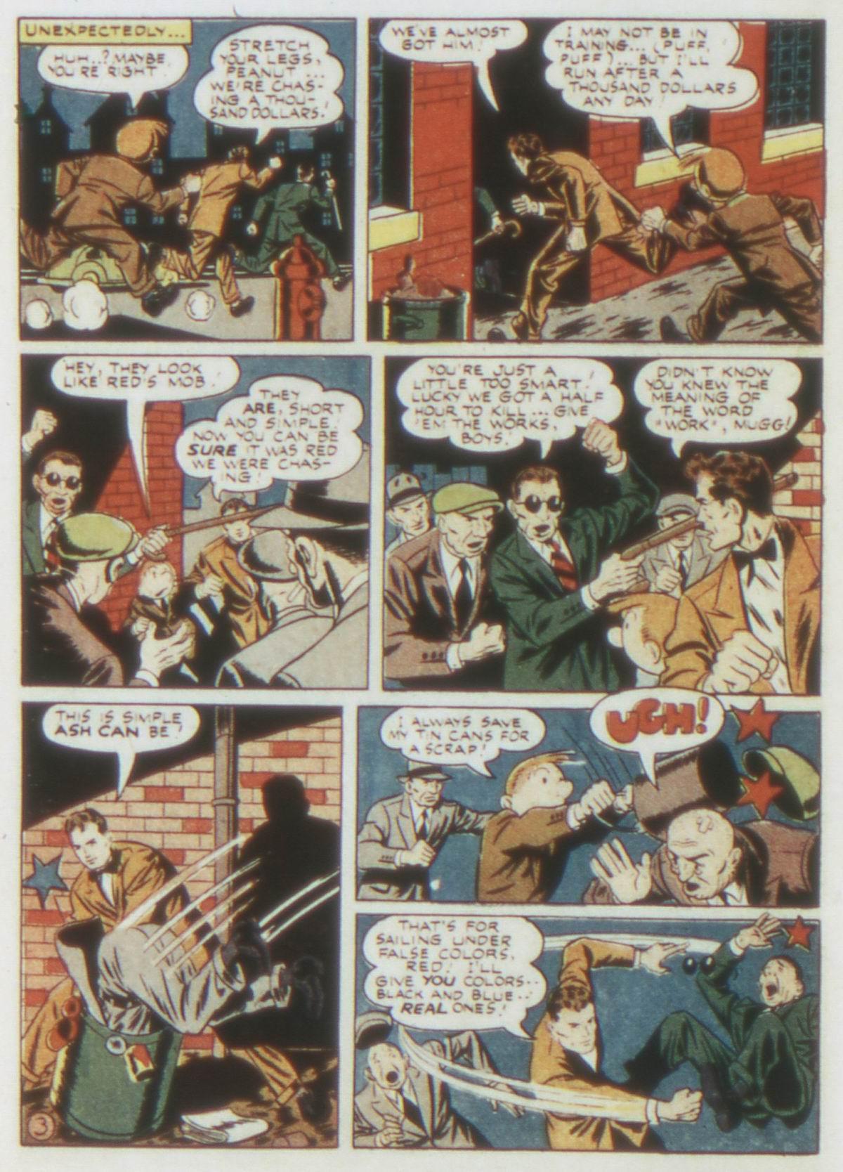 Read online Detective Comics (1937) comic -  Issue #77 - 18