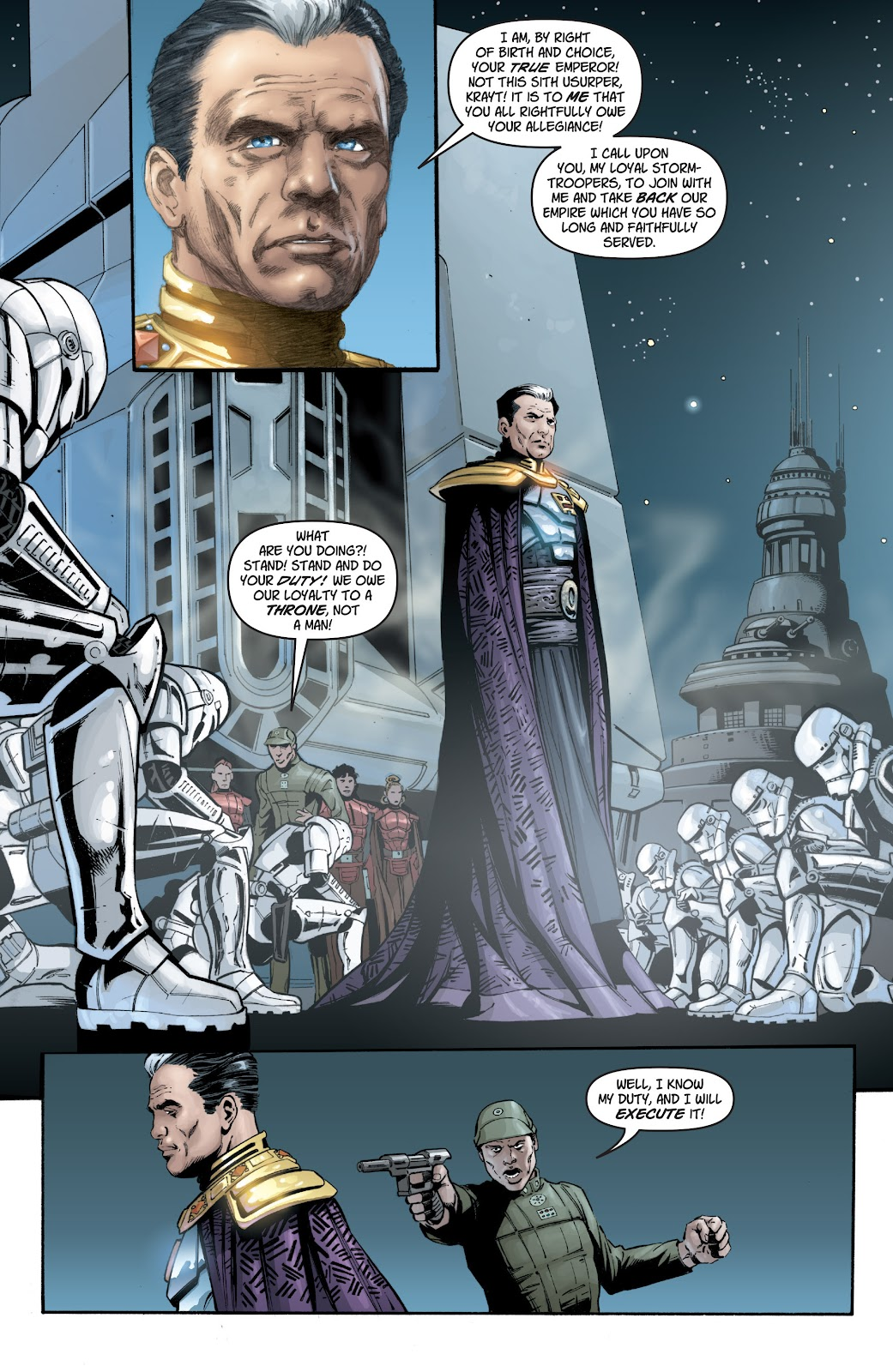Read online Star Wars Legends: Legacy - Epic Collection comic -  Issue # TPB 1 (Part 1) - 62