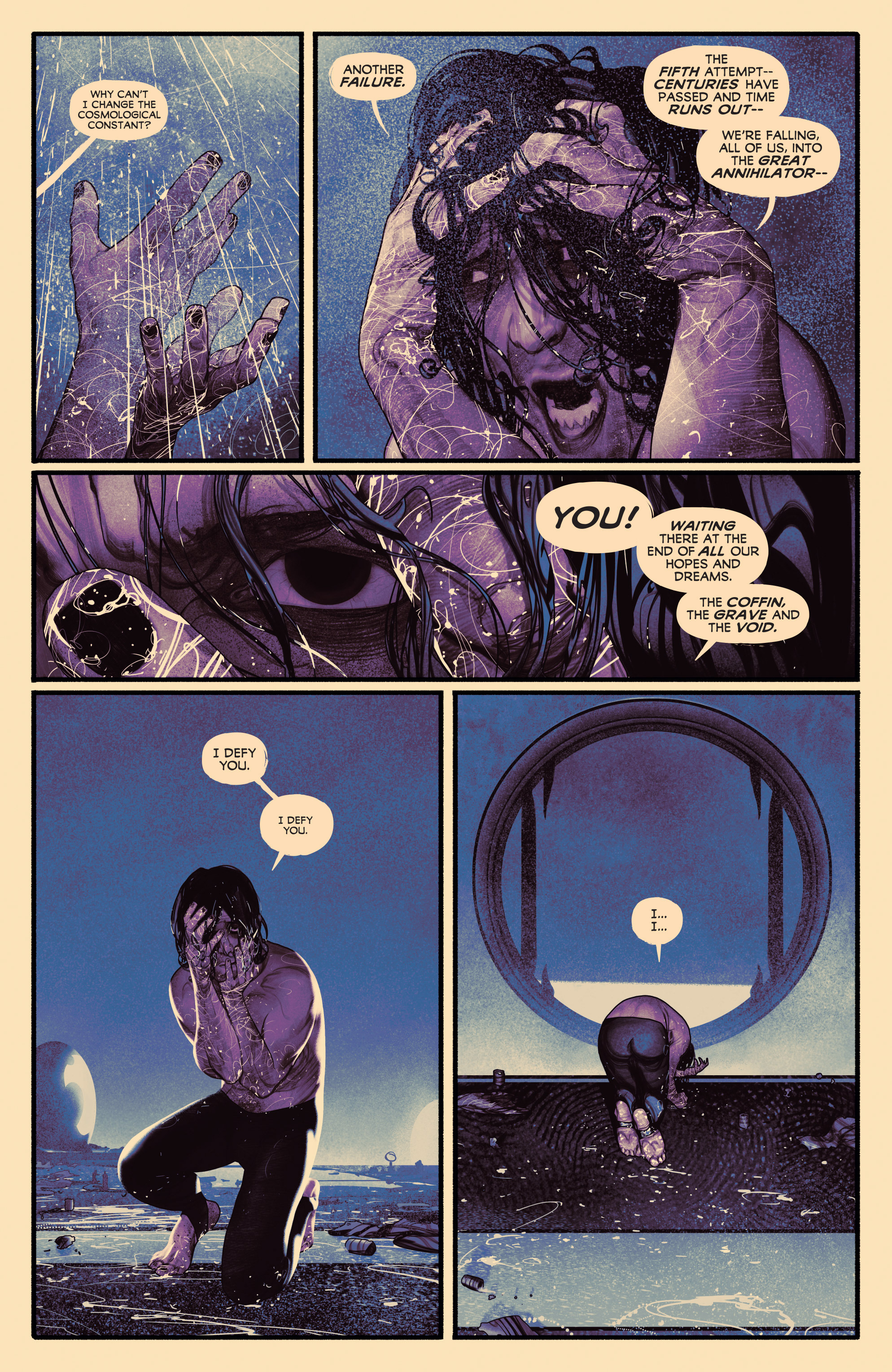 Read online Annihilator comic -  Issue #4 - 13