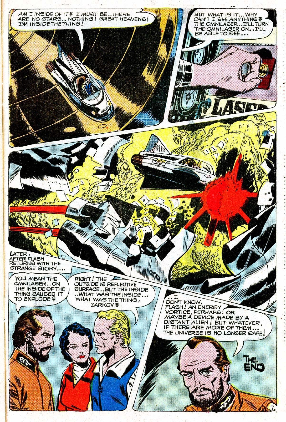 Flash Gordon (1969) issue 17 - Page 28