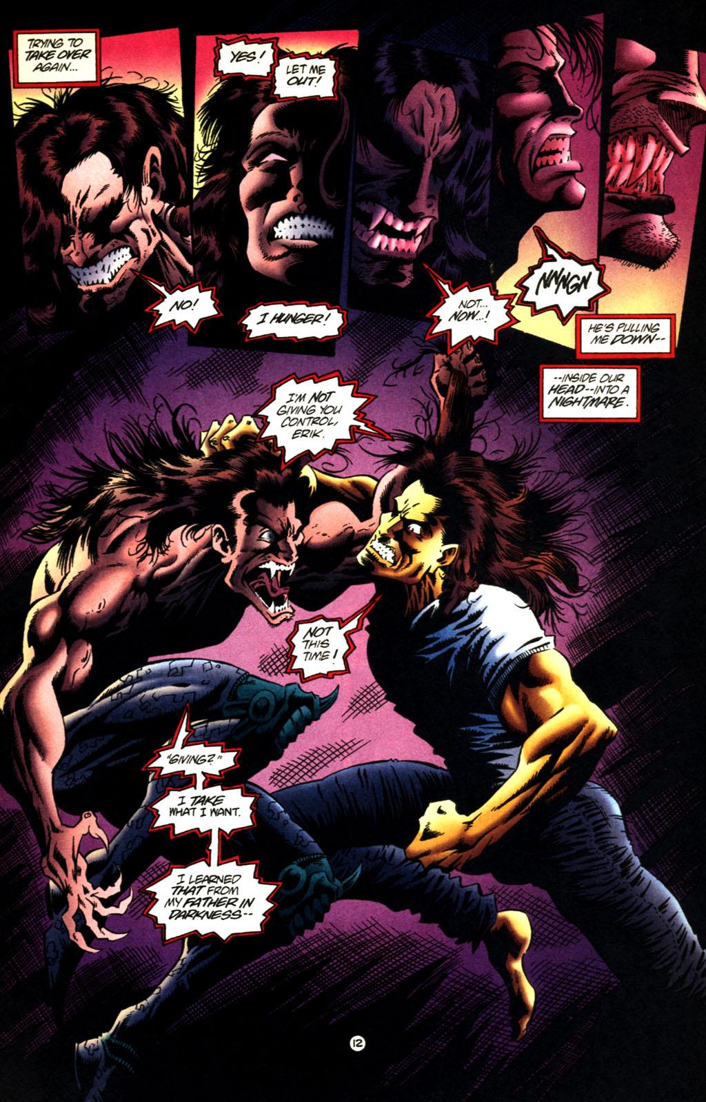 Read online Rune (1995) comic -  Issue # _Infinity - 14