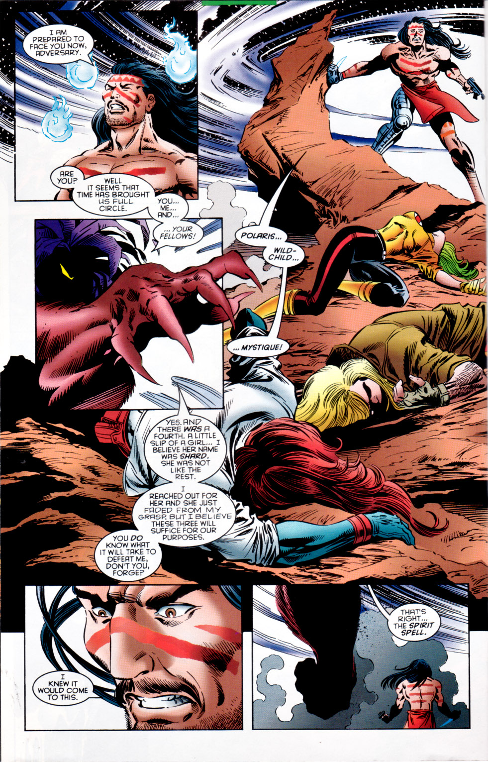 Read online X-Factor (1986) comic -  Issue #121 - 15