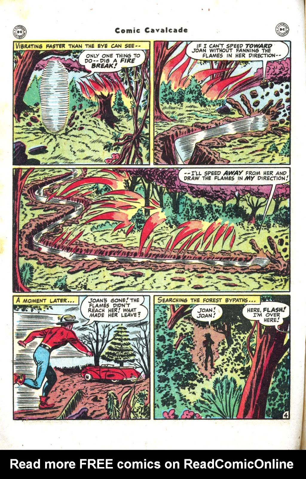 Comic Cavalcade issue 26 - Page 64
