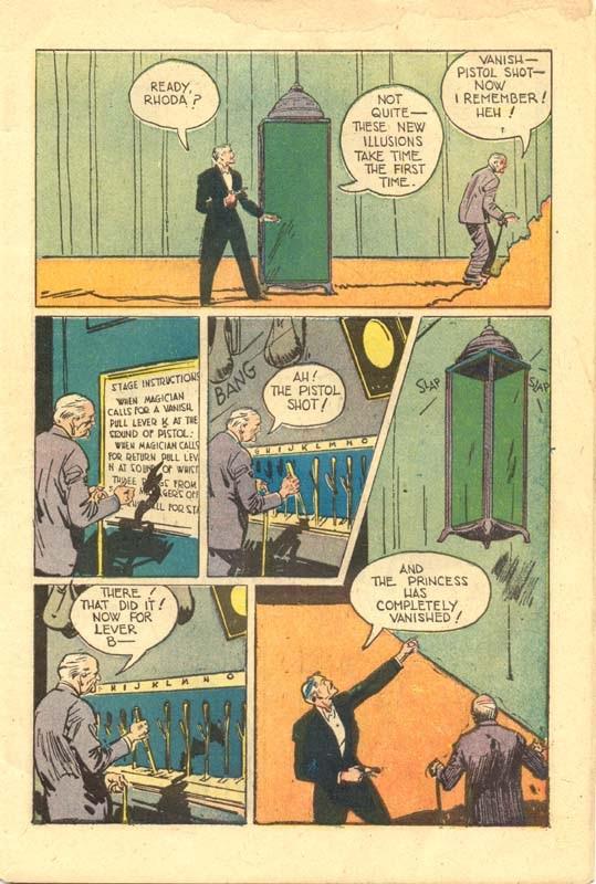 Super-Magician Comics issue 31 - Page 5