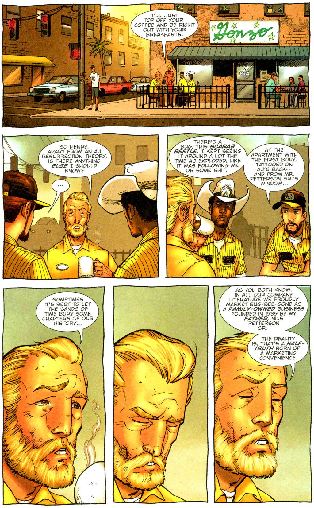 Read online The Exterminators comic -  Issue #9 - 4
